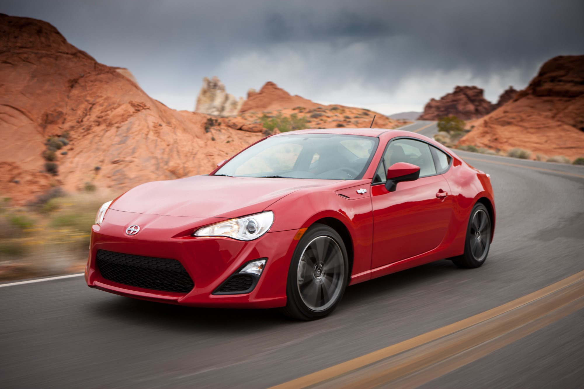 Scion Frs Turbo >> 2014 Scion FR-S Gets New Features, Slight Price Increase