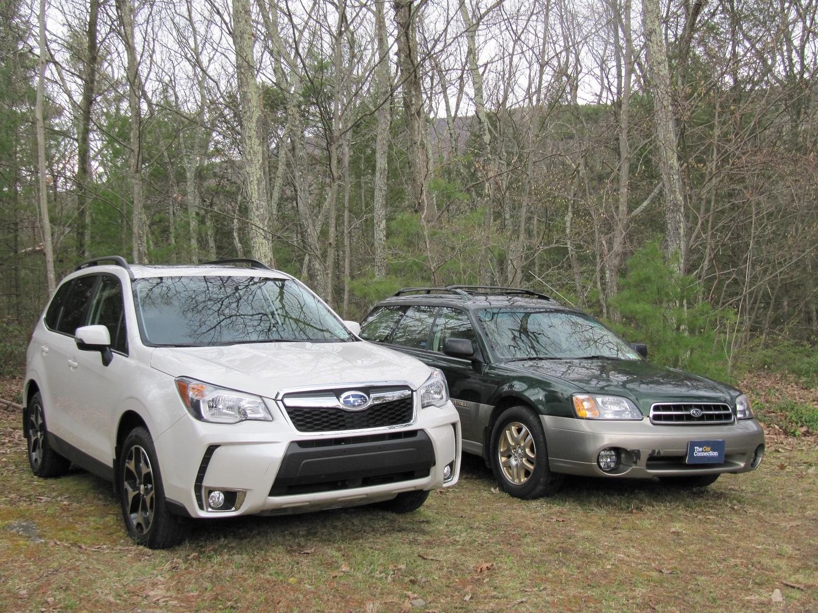 2014 Subaru Forester Today S Compact Crossover Was Mid