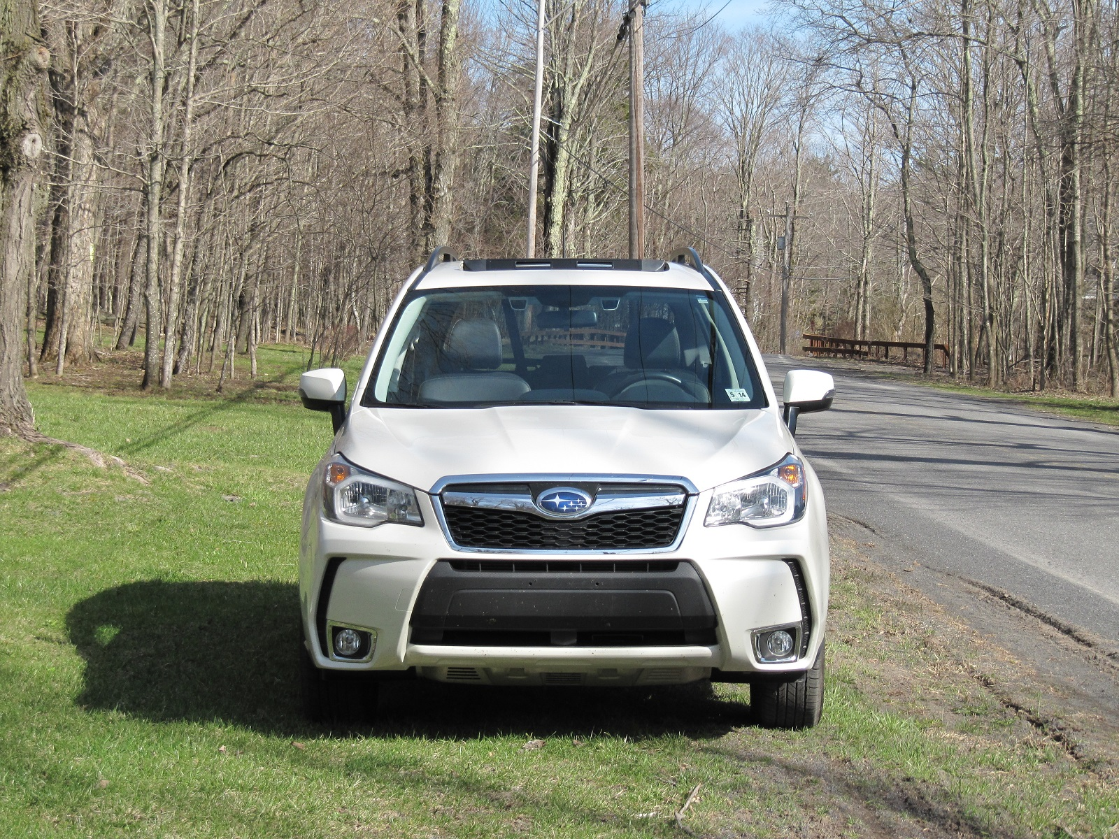2014 Subaru Forester SUV Crossover Wagon We Try To Define