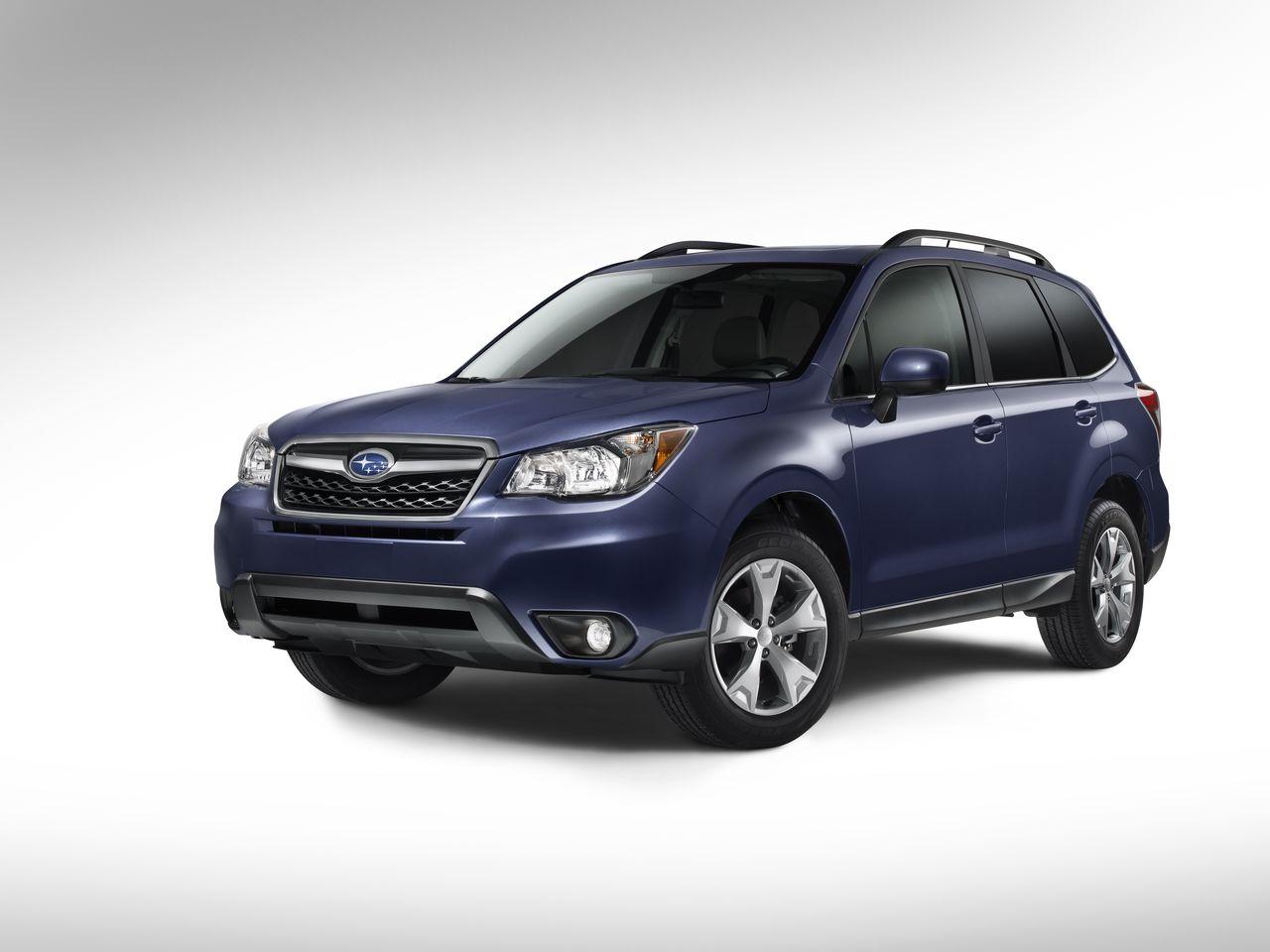 2014 Subaru Forester Preview