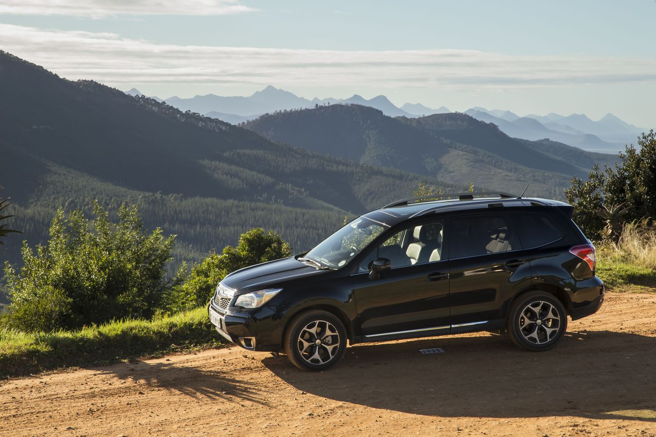 2014 subaru forester xt six month road test the competition. Black Bedroom Furniture Sets. Home Design Ideas