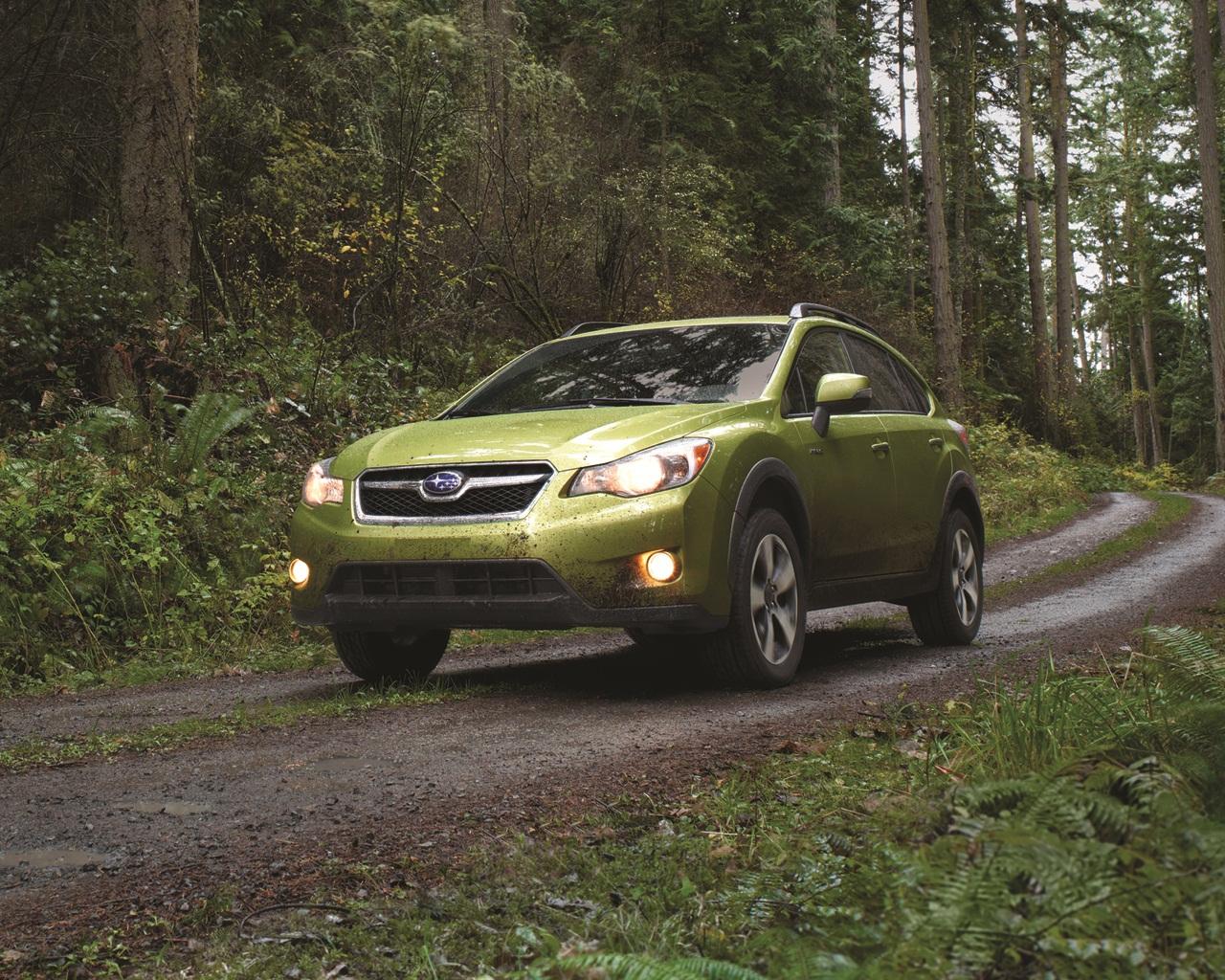 2014 Subaru XV Crosstrek Hybrid Priced From 26820