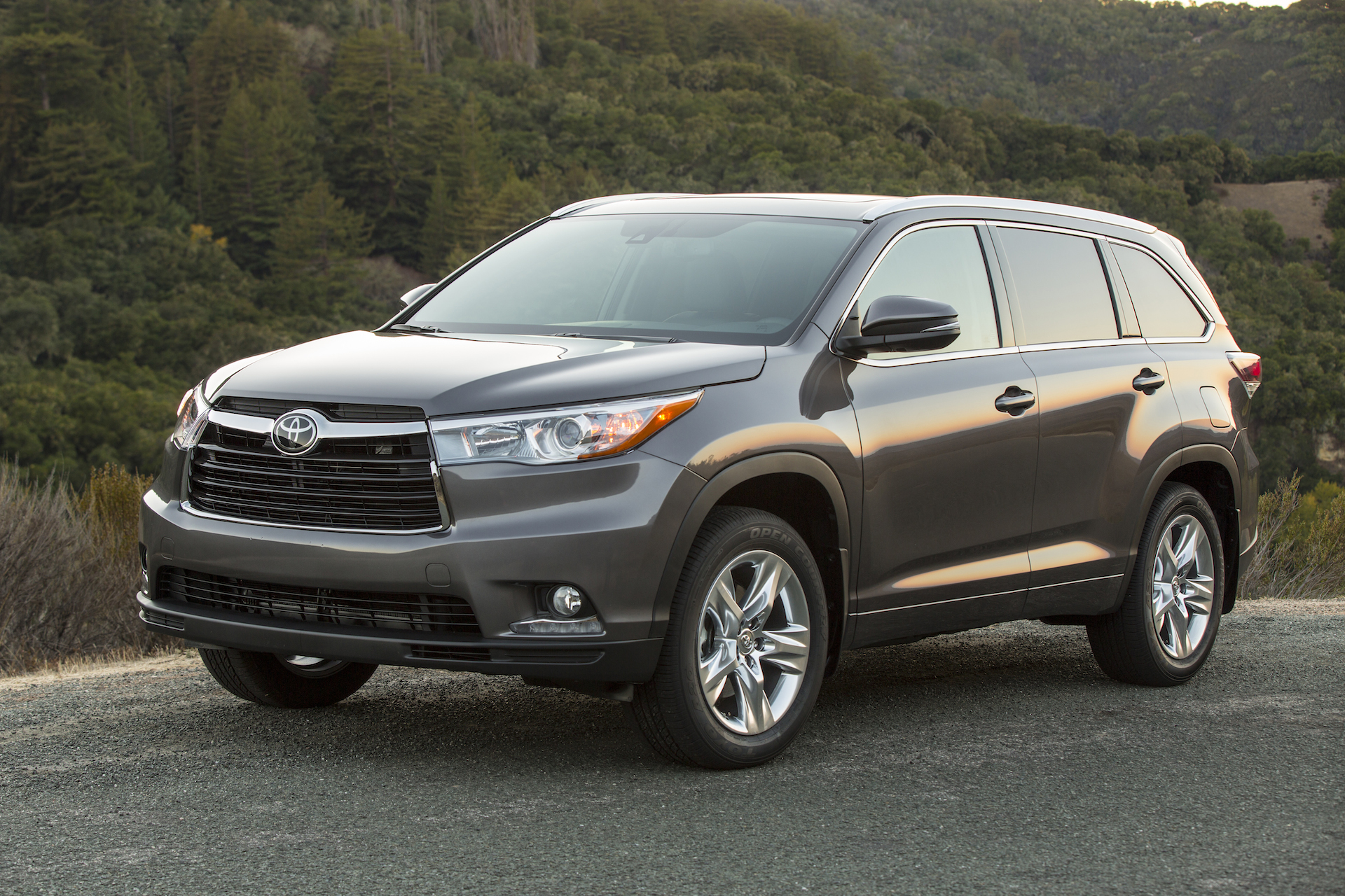 2014 toyota highlander video road test 2014 toyota highlander video road test