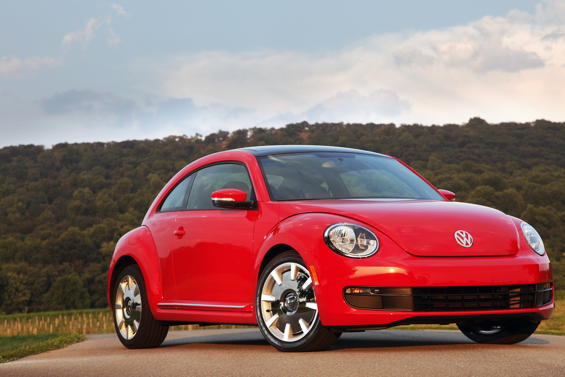 vw beetle range  expand     brand  rival mini report
