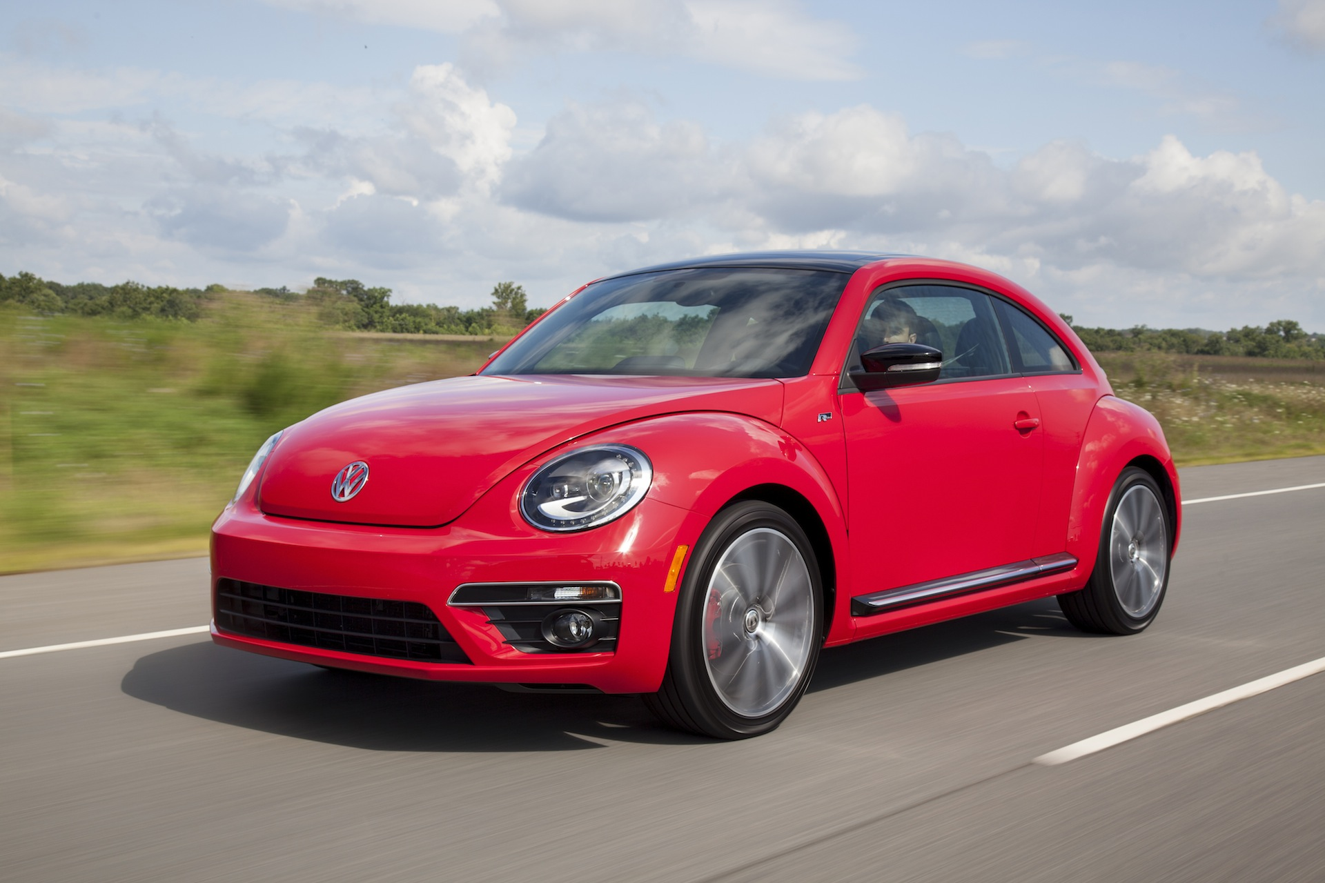 2014 volkswagen beetle vw review ratings specs prices and photos the car connection. Black Bedroom Furniture Sets. Home Design Ideas