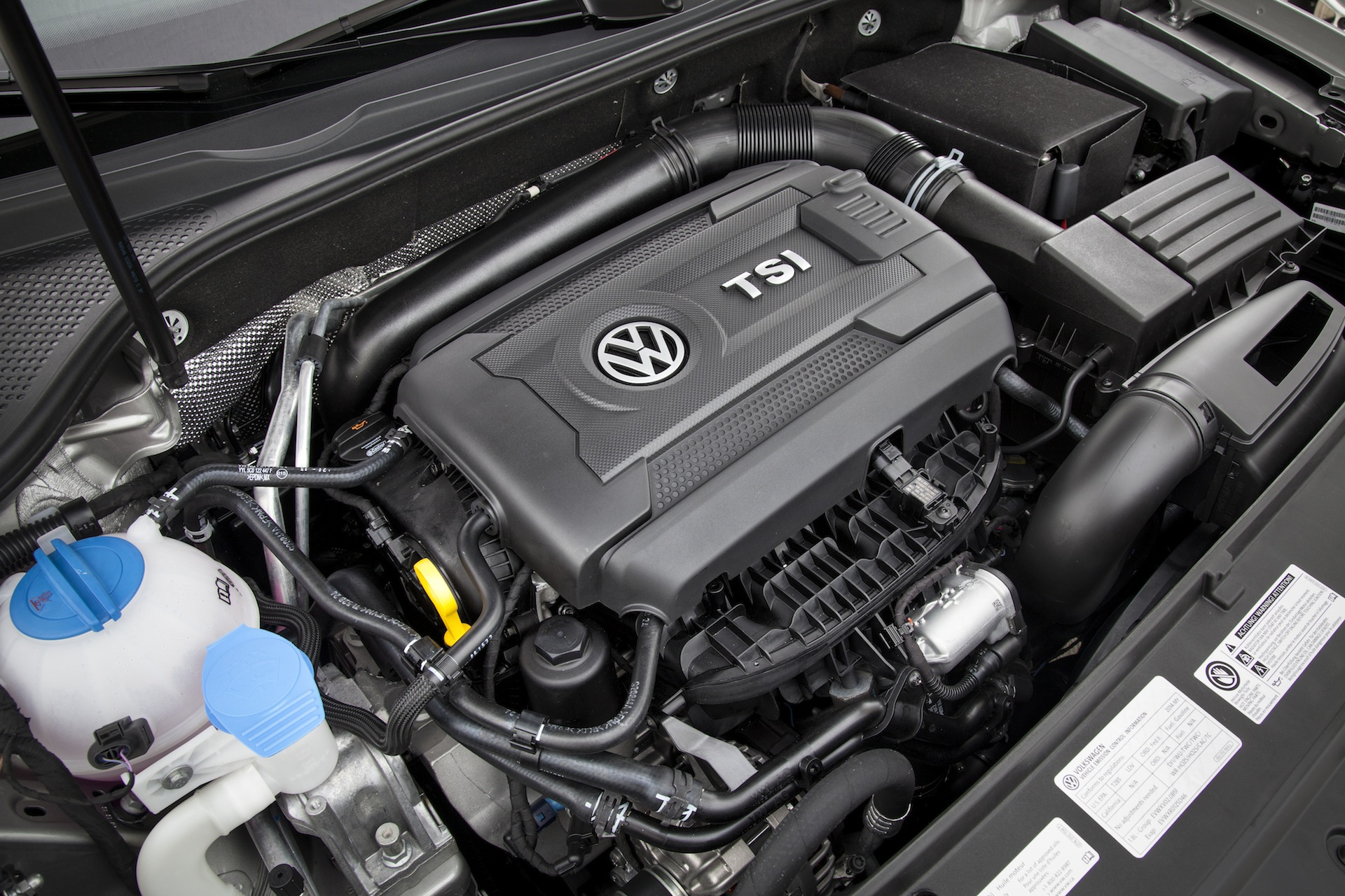 Volkswagen Phasing Out Naturally Aspirated Engines