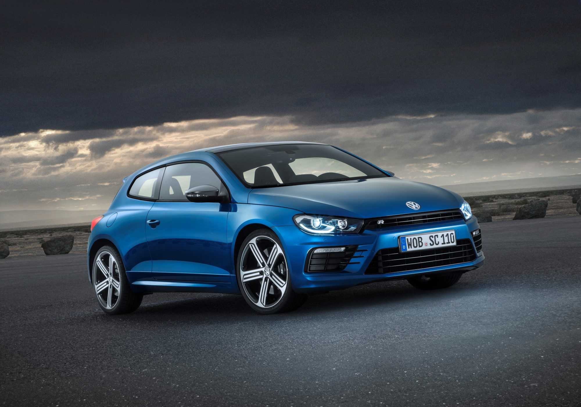 volkswagen kills the scirocco hatchback coupe. Black Bedroom Furniture Sets. Home Design Ideas