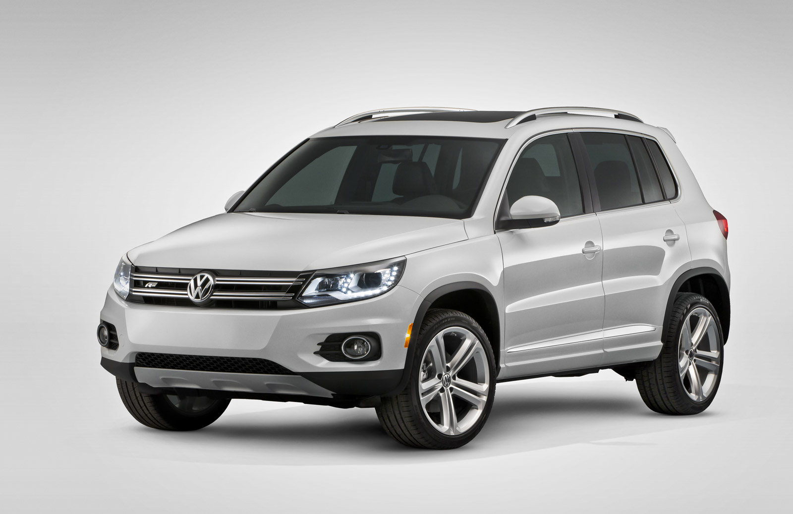 2009-2014 Volkswagen Tiguan Recalled To Fix Stalling