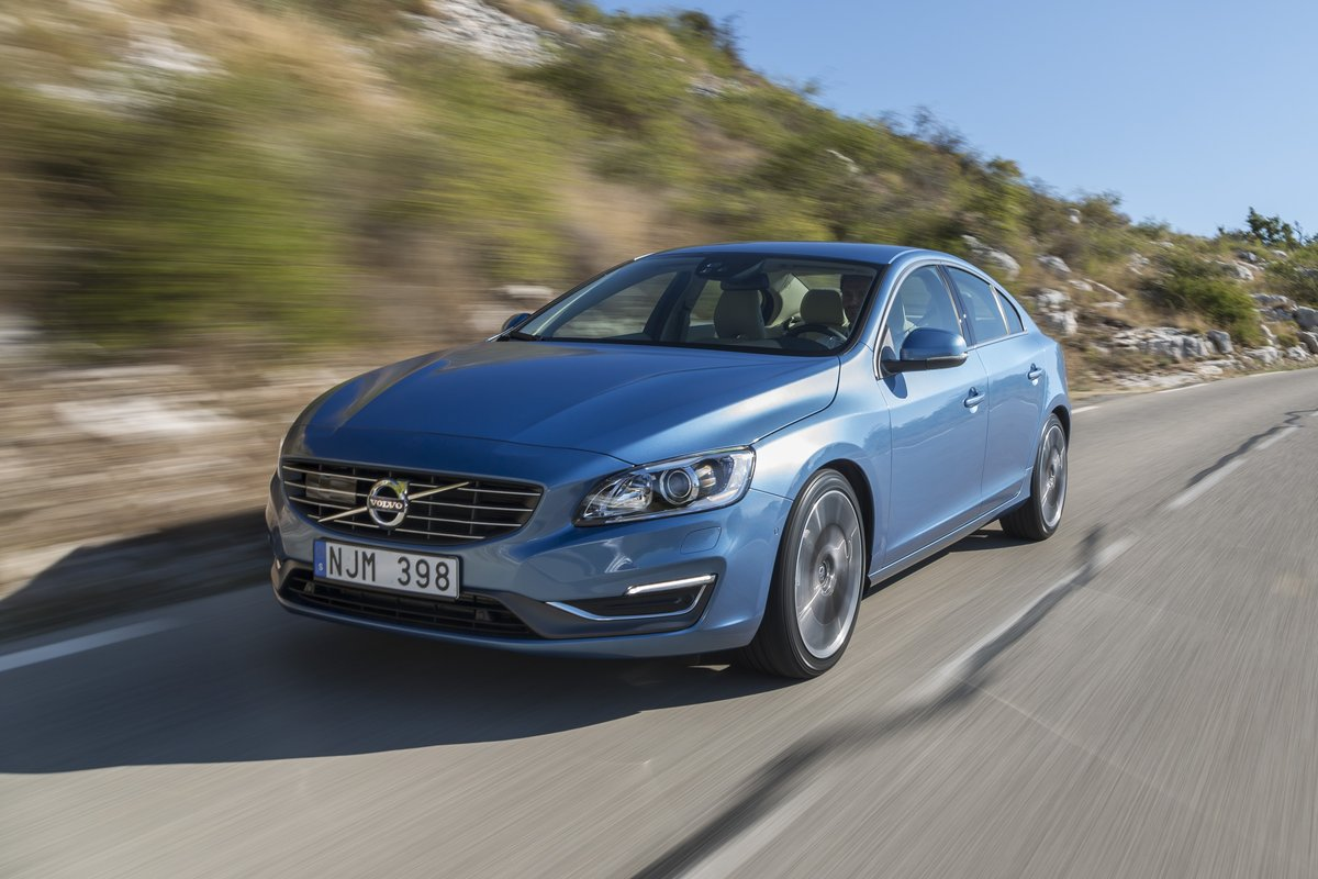 2014 Volvo S60 Review Ratings Specs Prices And Photos The Car Connection