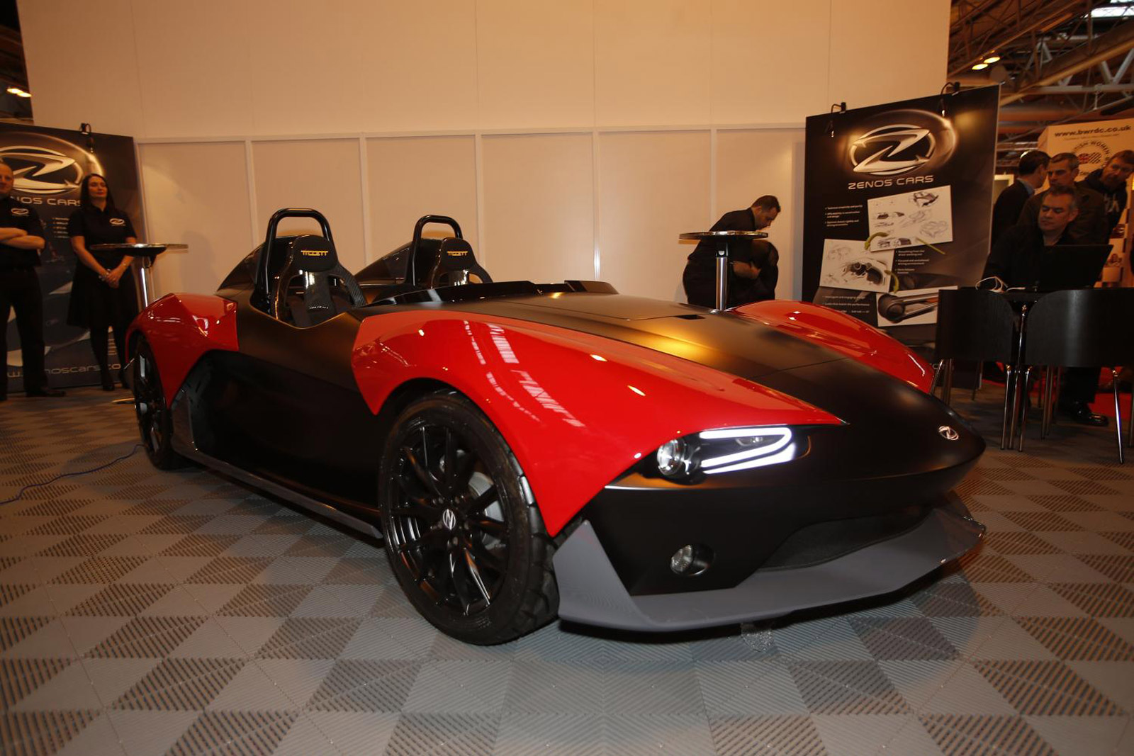 Zenos launches in the US, first car priced from $39,500