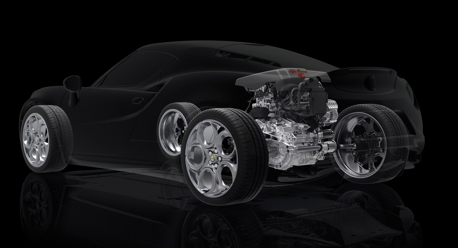 Alfa Romeo Announces Two New Engines Including Ferrari-Derived Six-Cylinder