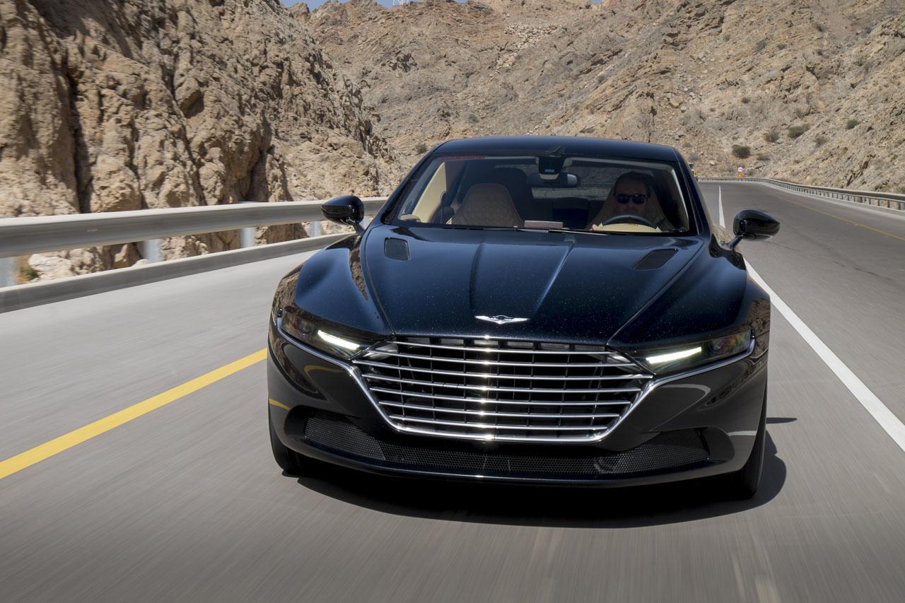 Aston Martin Lagonda Sedan Gets A Name And Could Come Stateside