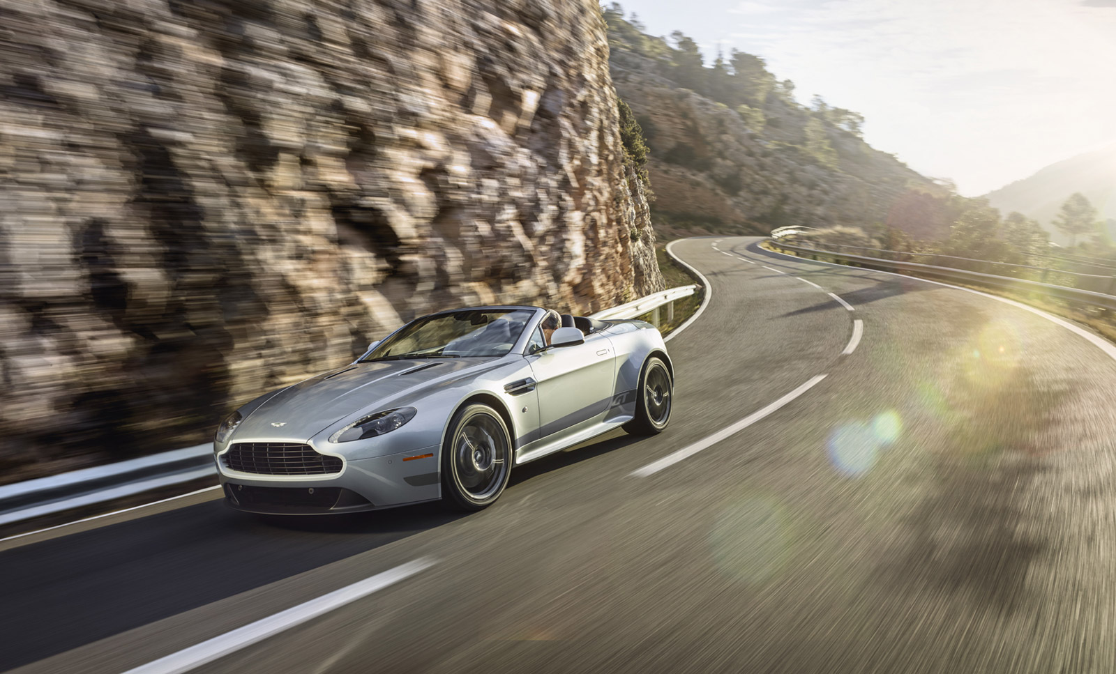 Aston Martin Pins Future On New Platform, AMG Engines
