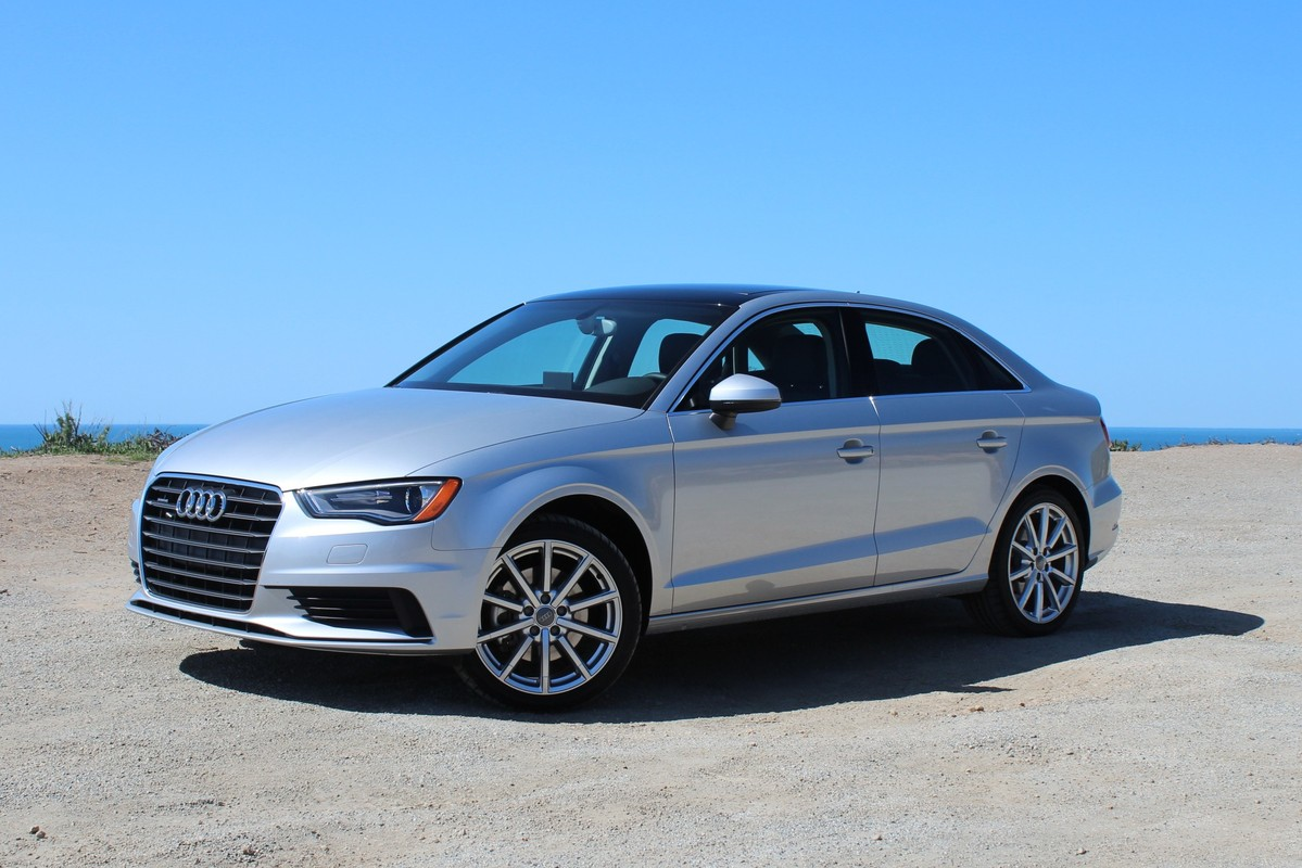 2015 Audi A3 Video Road Test
