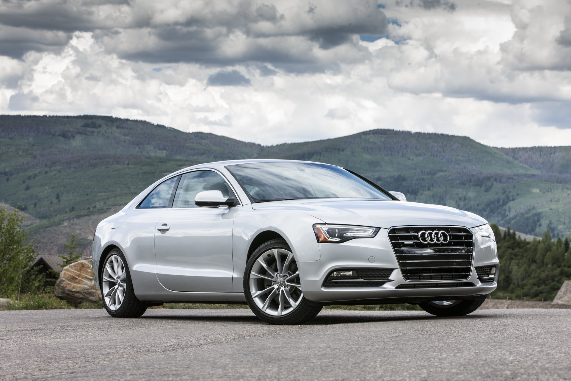 2017 Audi A5 Review Ratings Specs Prices And Photos The Car Connection