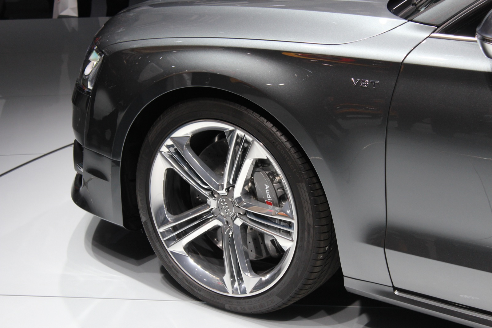 Lighter Composite Wheels Cut Weight Of New 2015 Audi A8