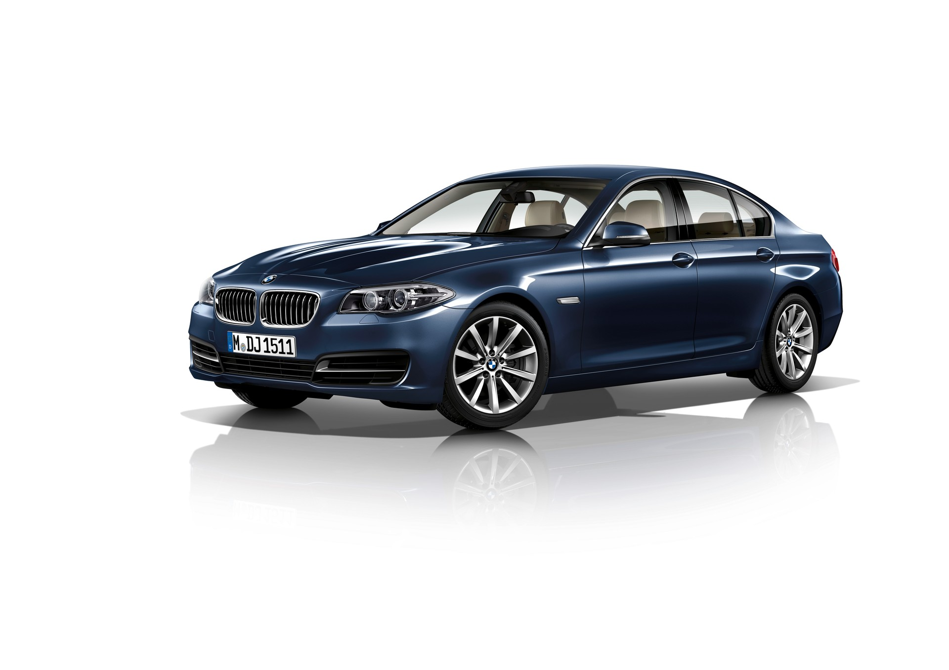 2015 BMW 5-Series Review, Ratings, Specs, Prices, and Photos - The
