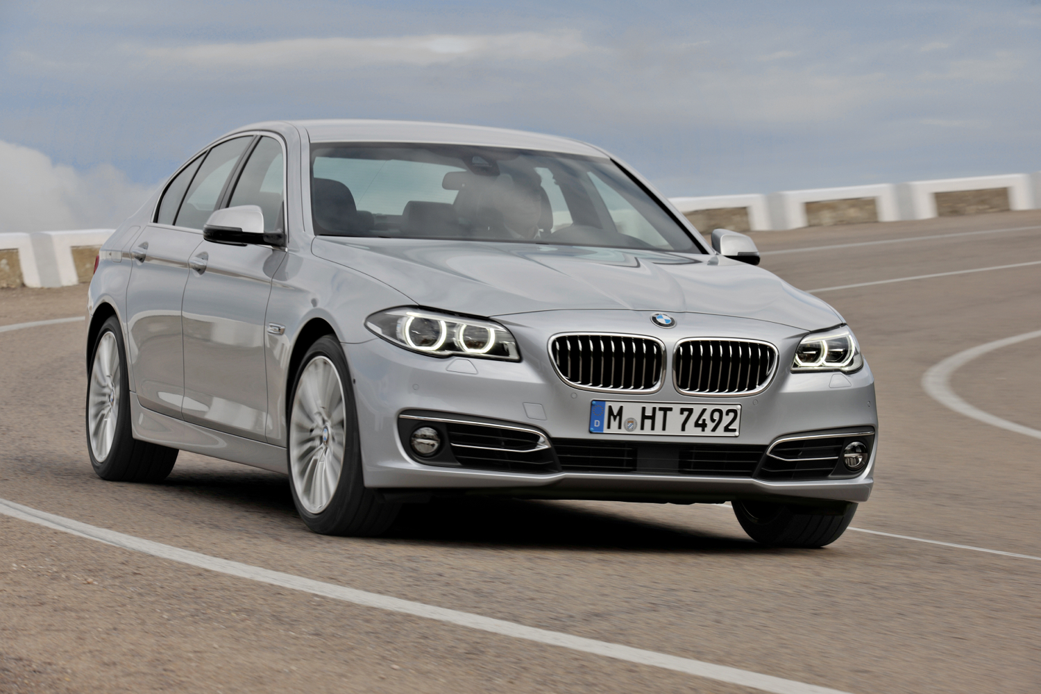 2015 BMW 535d Named 'Diesel Car Of The Year' By Diesel Driver Site