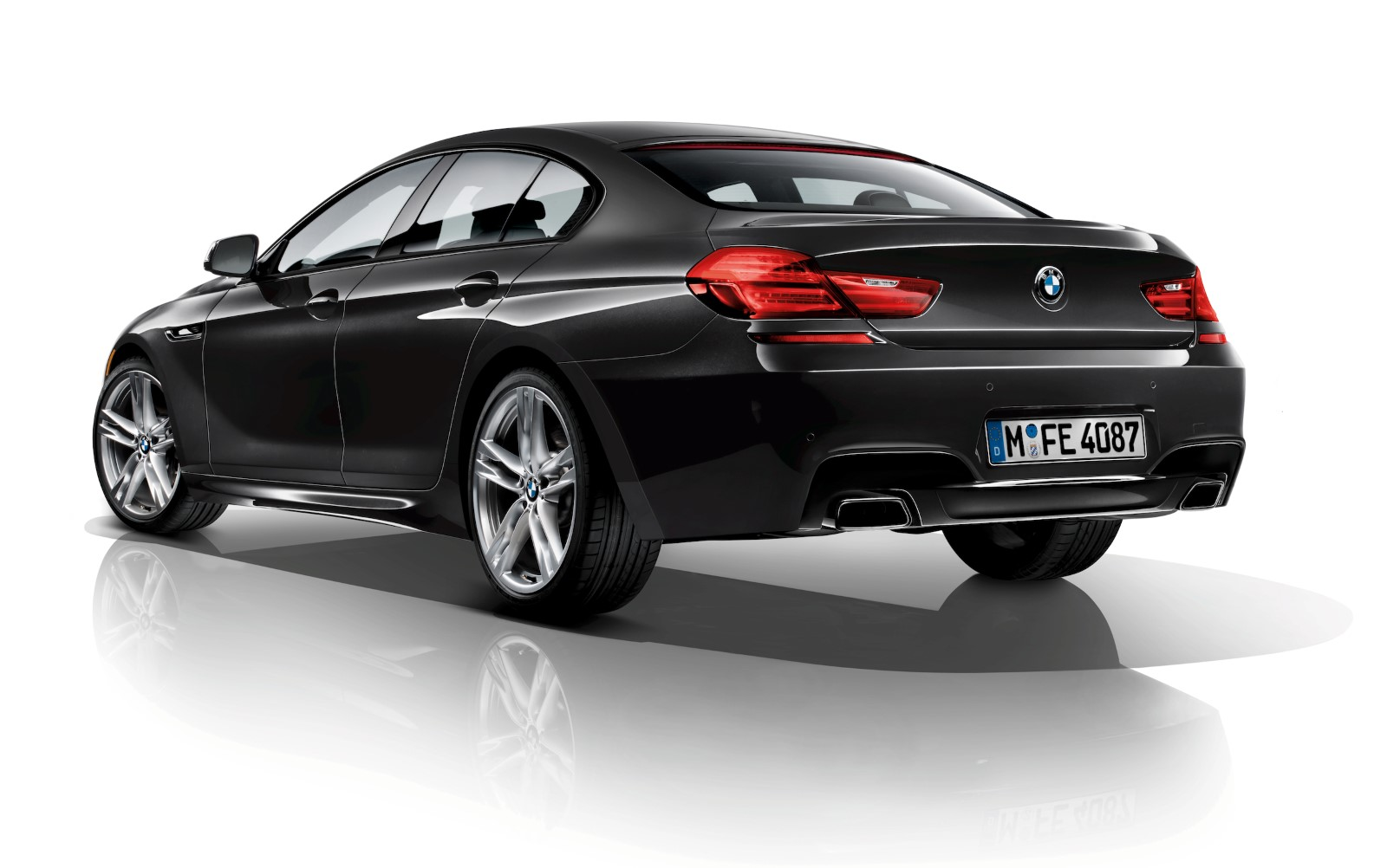 BMW Teams With Bang Olufsen On Special Series Gran Coupe - 2015 bmw 650i coupe