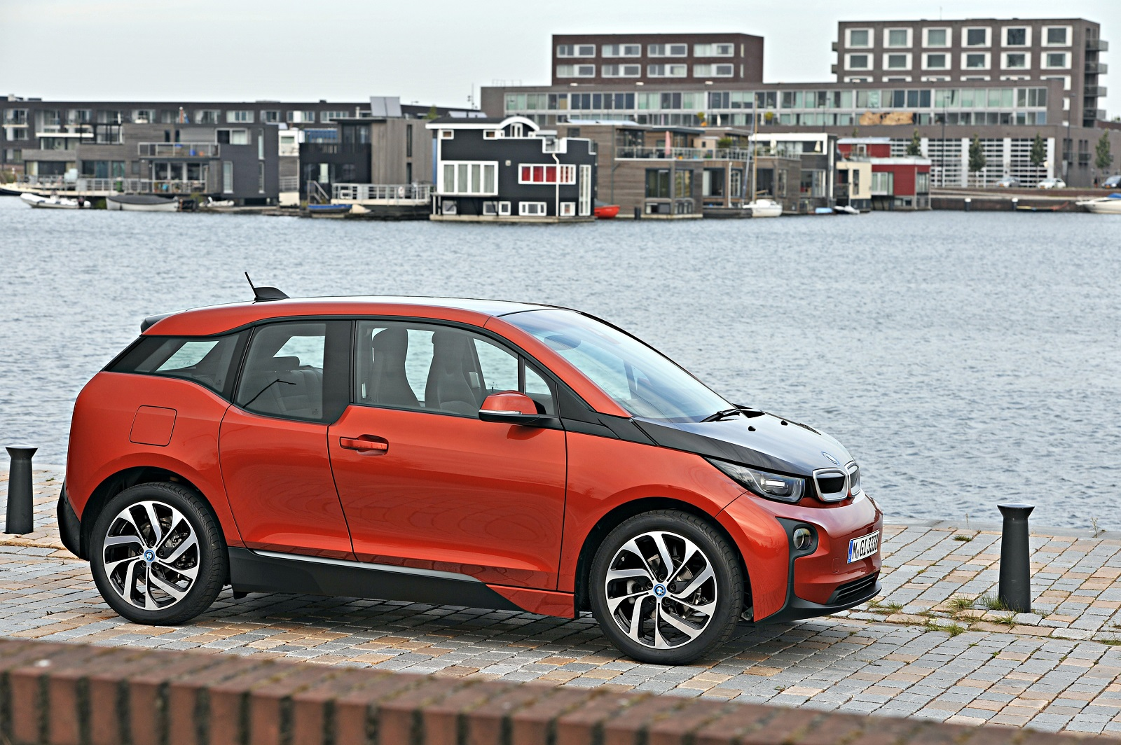Test Pays Bmw I3 Electric Car Owners To Let Utility Delay Charging