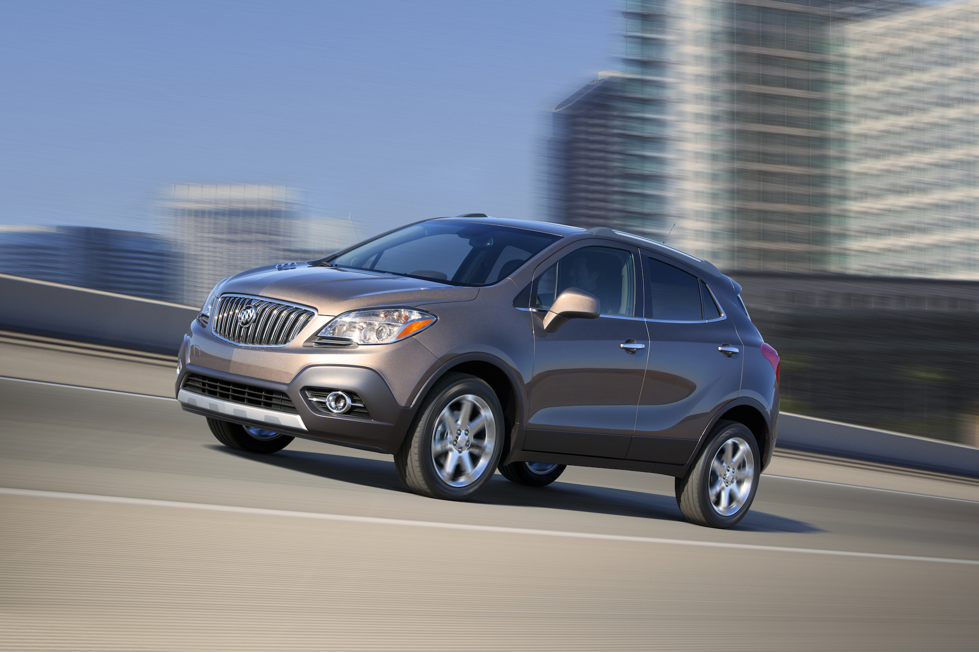 Buick Encore Chevrolet Trax Earn Top Safety Ratings - Buick encore wiki