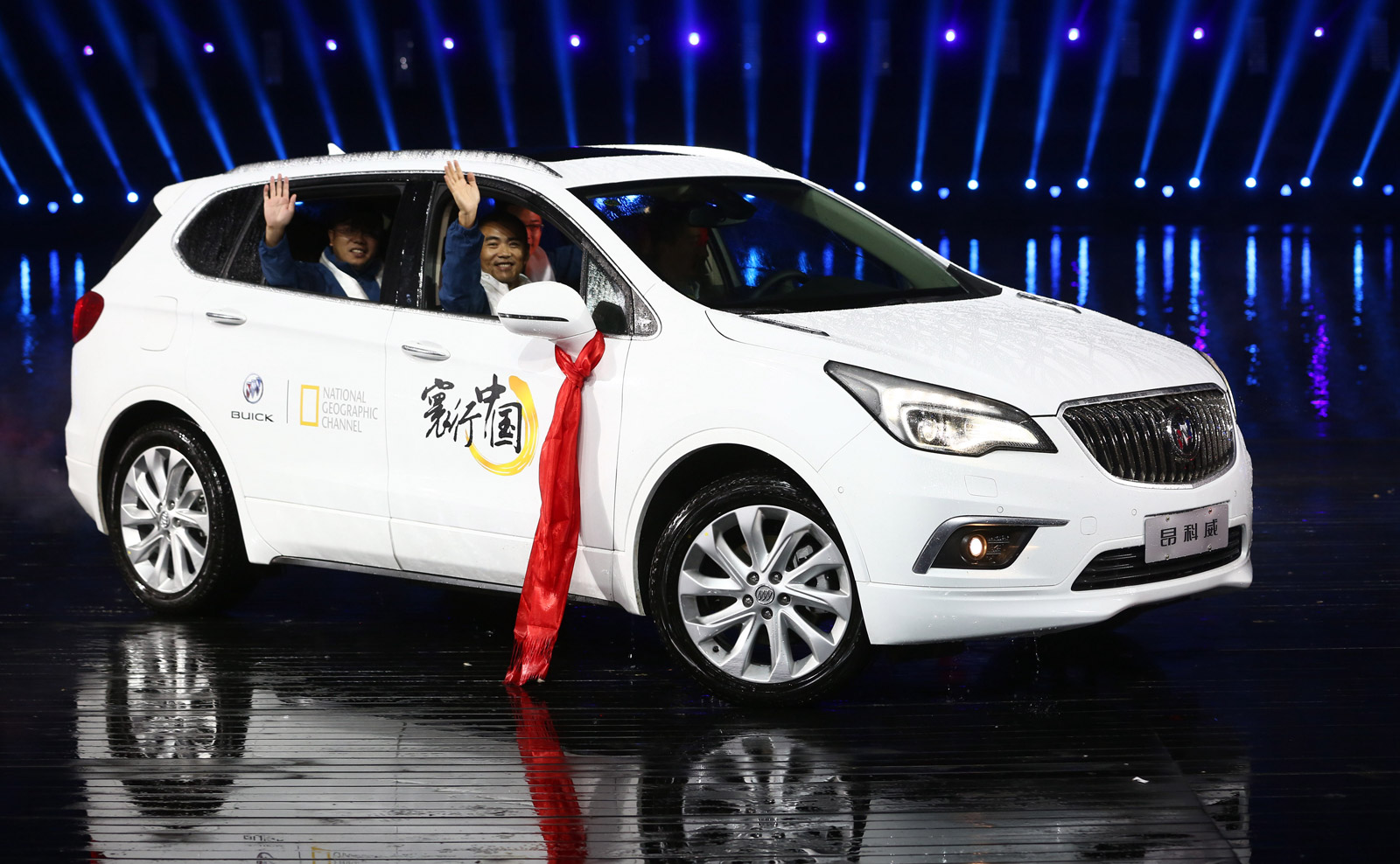 Chinese-Made Buick Envision In U.S. By Early 2016: Report