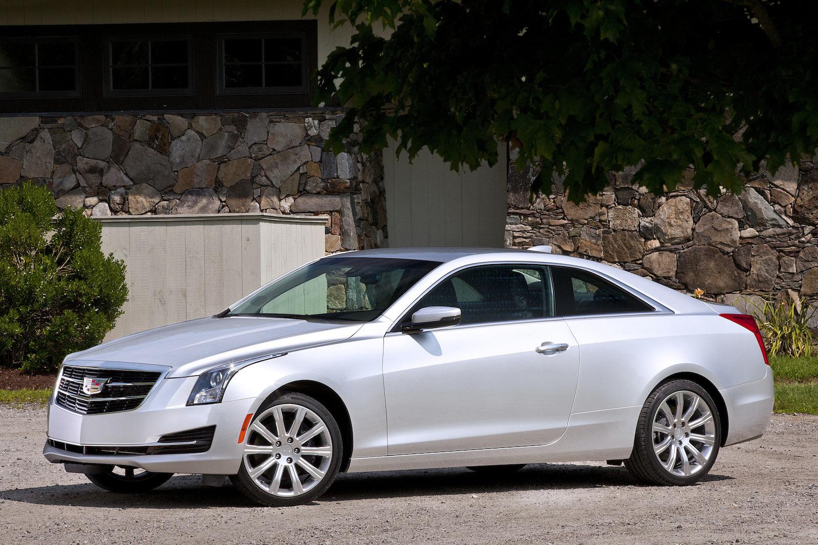 Cadillac Ats Coupe >> Cadillac Has A Busy Two Years Ahead Ats V Cts V Lts