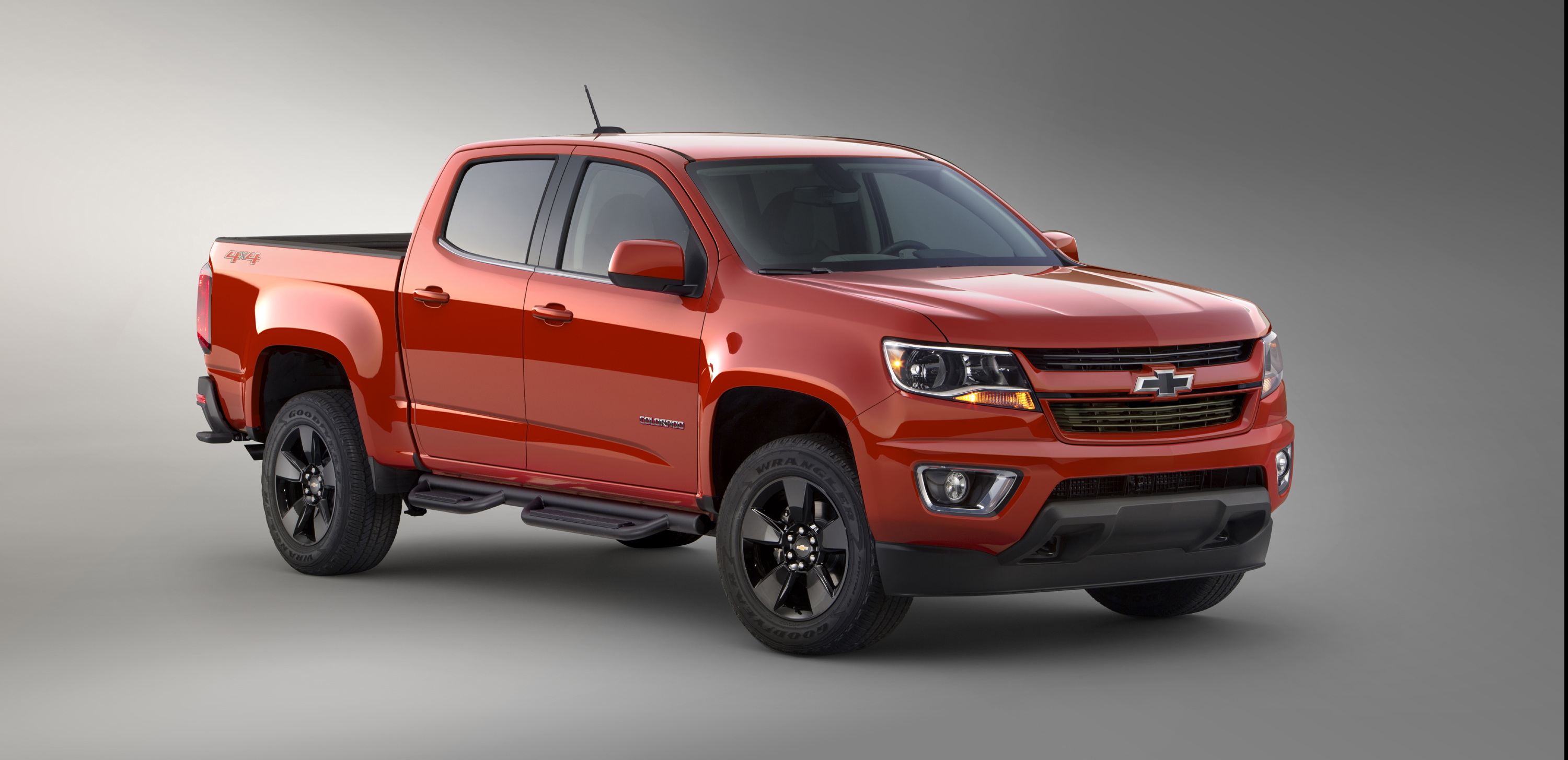 2015 Chevrolet Colorado Chevy Review Ratings Specs Prices And Photos The Car Connection