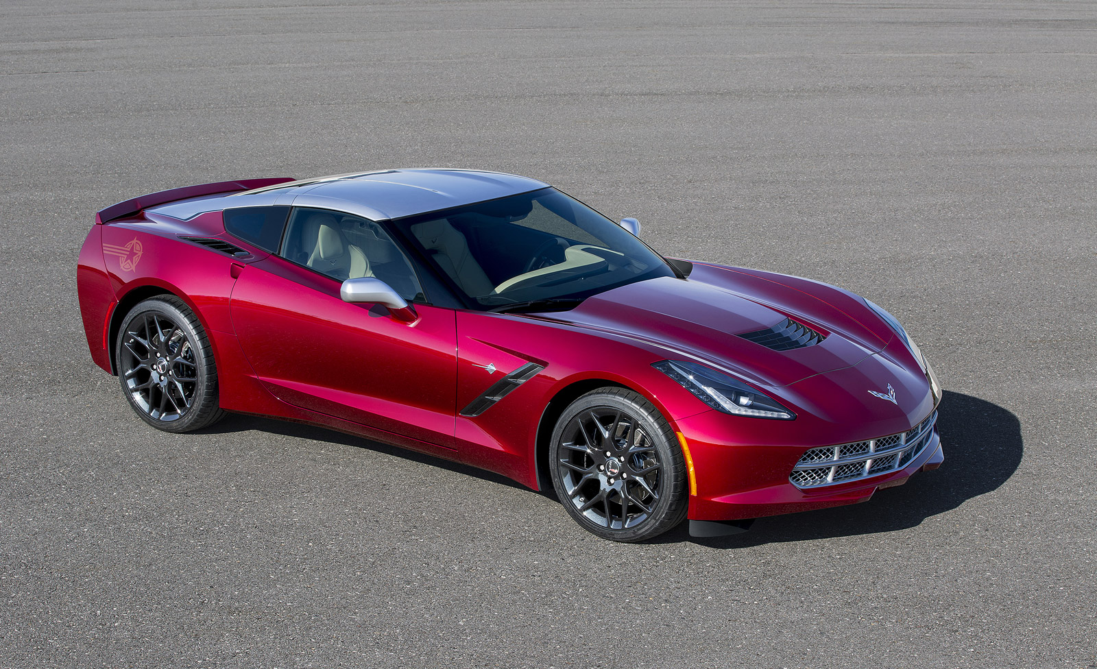 Something Old Something New For The Chevy Corvette At Sema