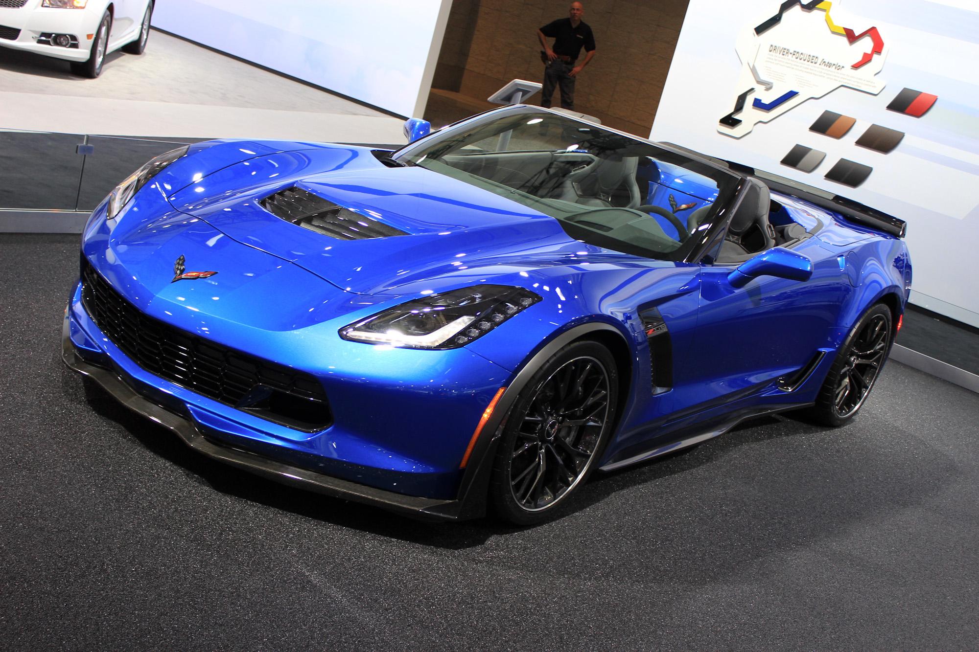 2017 Corvette Z06 2016 Discovery Sport New Infiniti Concept Today S Car News