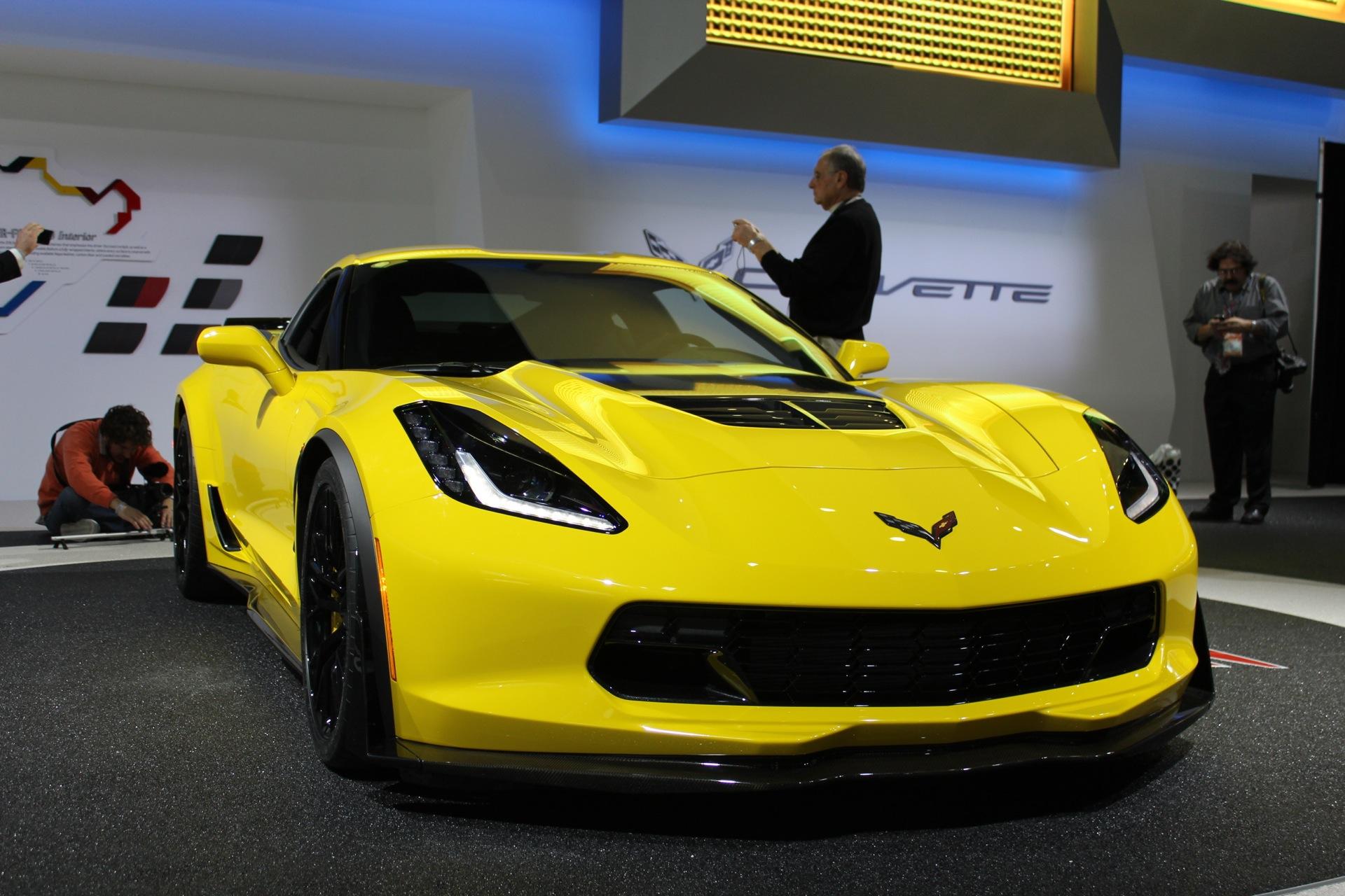 2015 Chevrolet Corvette Z06 Much Heavier Than Predecessor