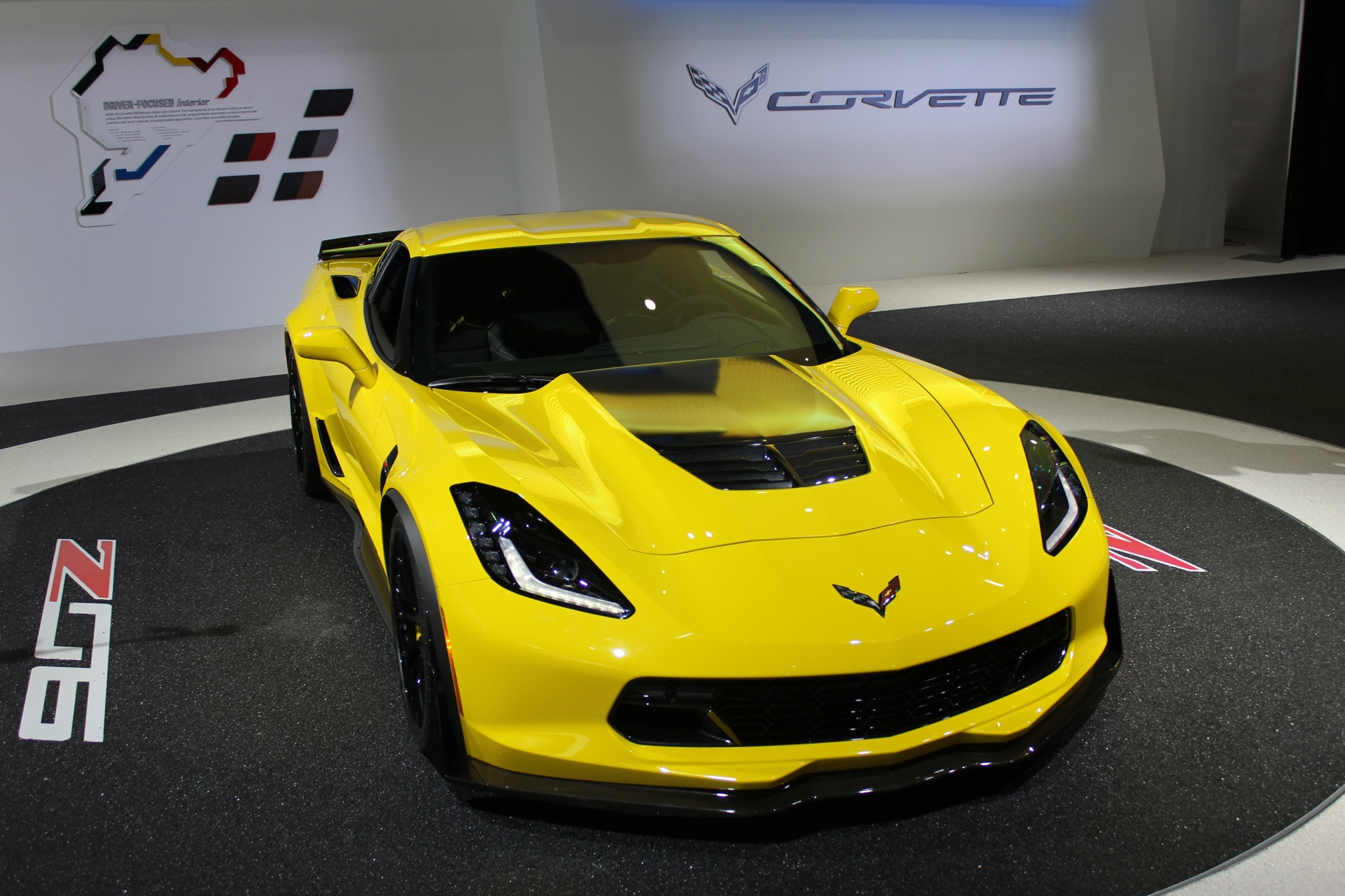 2015 Chevrolet Corvette Z06 Video Preview