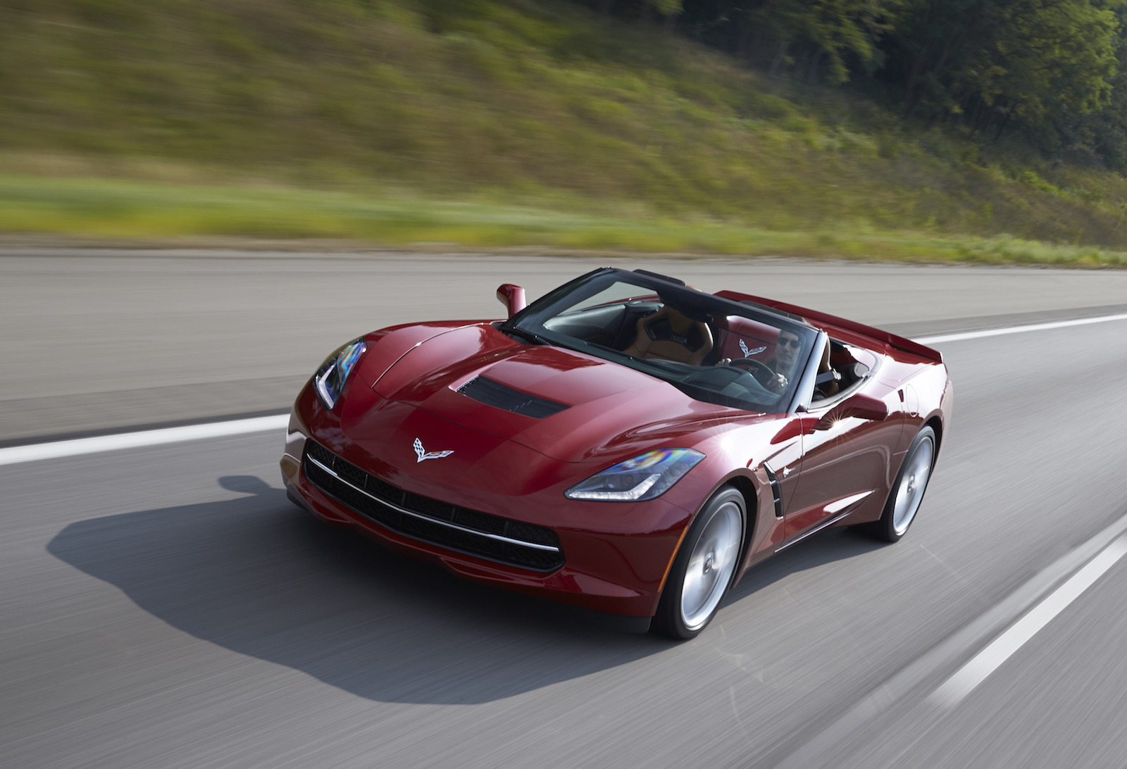 "Chevy offers hefty ""loyalty"" rebate on new Corvettes"