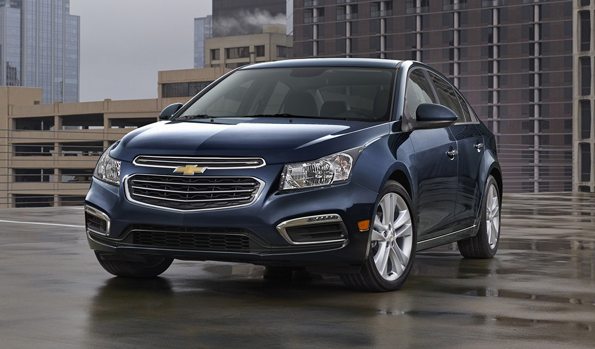 New 2016 Chevy Cruze To Sell Alongside Older Cruze Limited