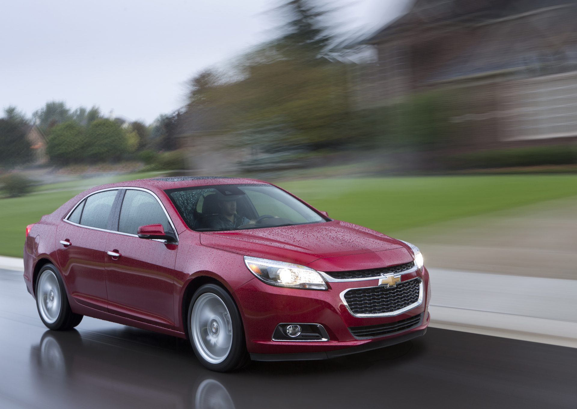 2015 Chevrolet Malibu Chevy Review Ratings Specs Prices And Photos The Car Connection