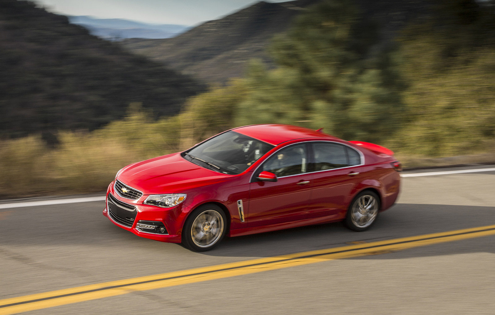 Upgrade Your Chevy SS With Bits From Holden?