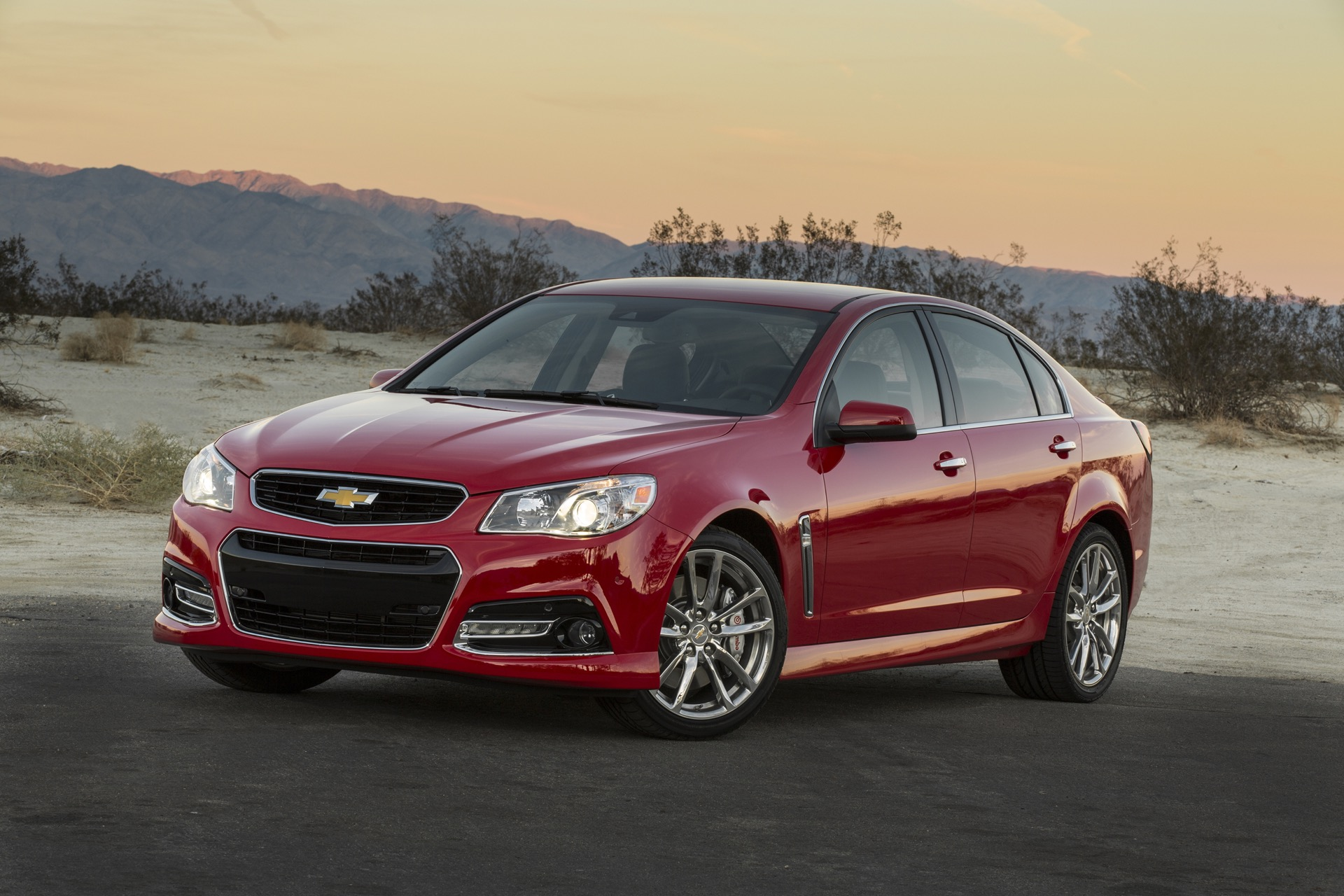 Is The Chevy SS Getting A Camaro 1LE-Like Handling Upgrade?