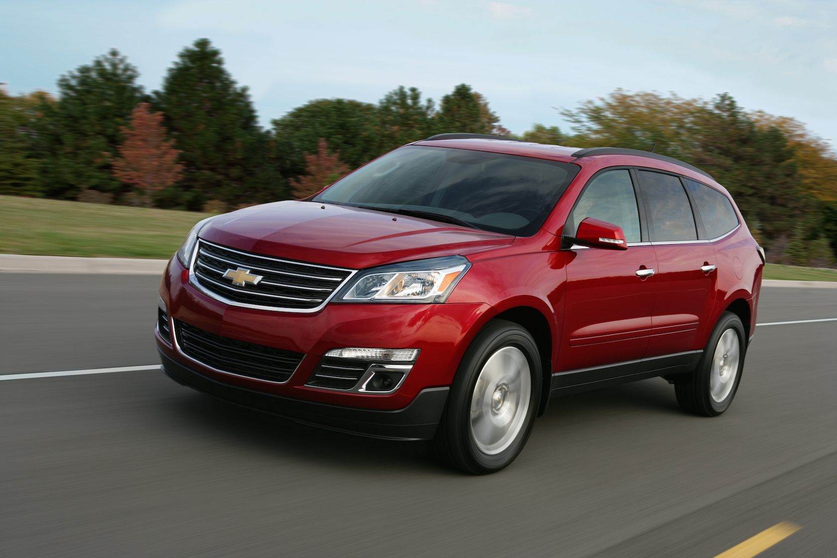 2015 Chevrolet Traverse Chevy Review Ratings Specs