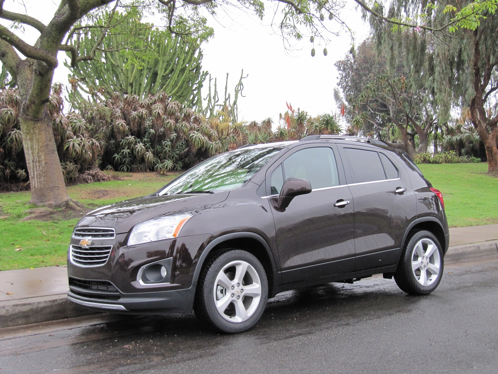 Used Chevy Trax >> 2015 Chevrolet Trax Chevy Review Ratings Specs Prices