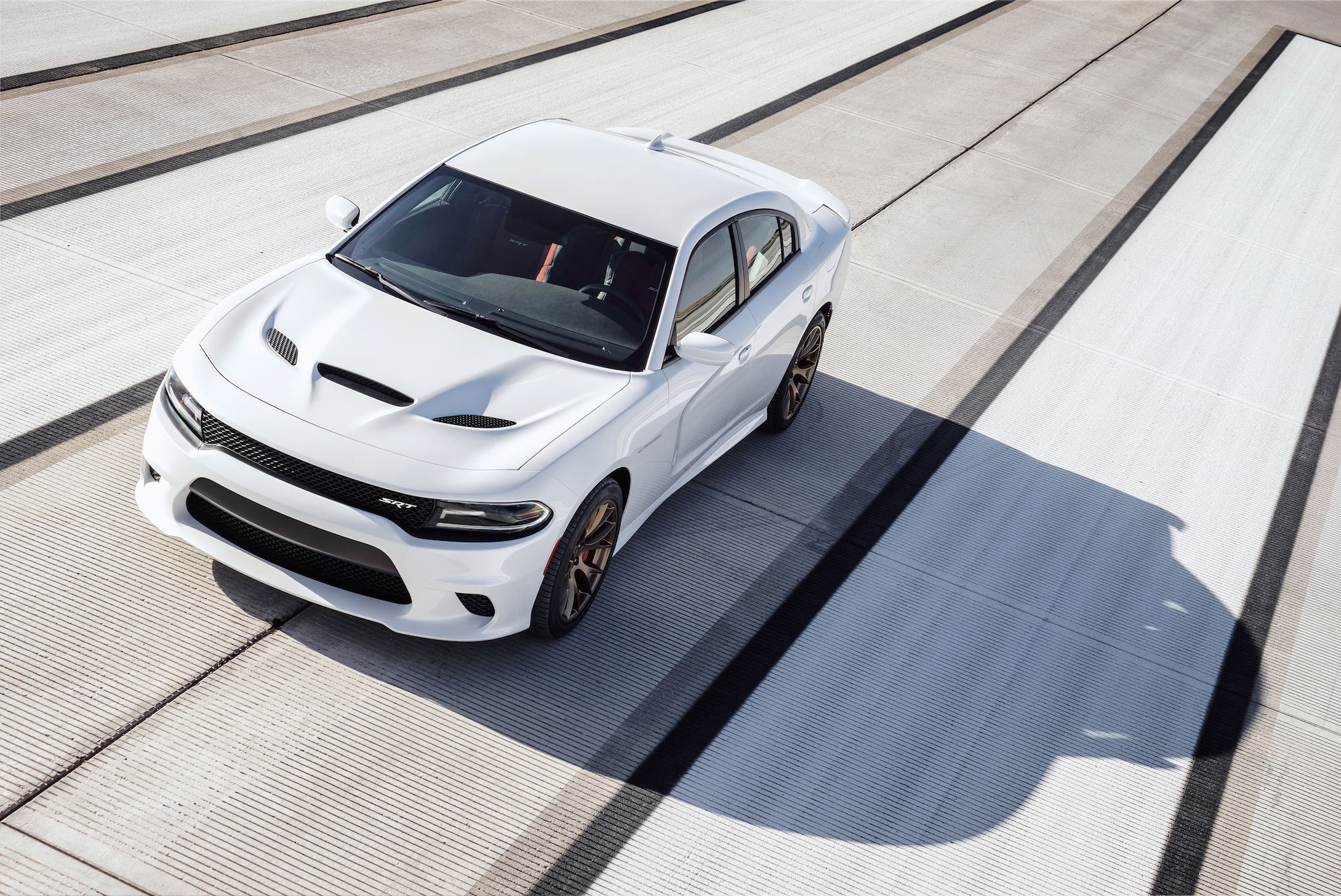 Dodge Charger SRT Hellcat Earns 22MPG Highway Rating From EPA