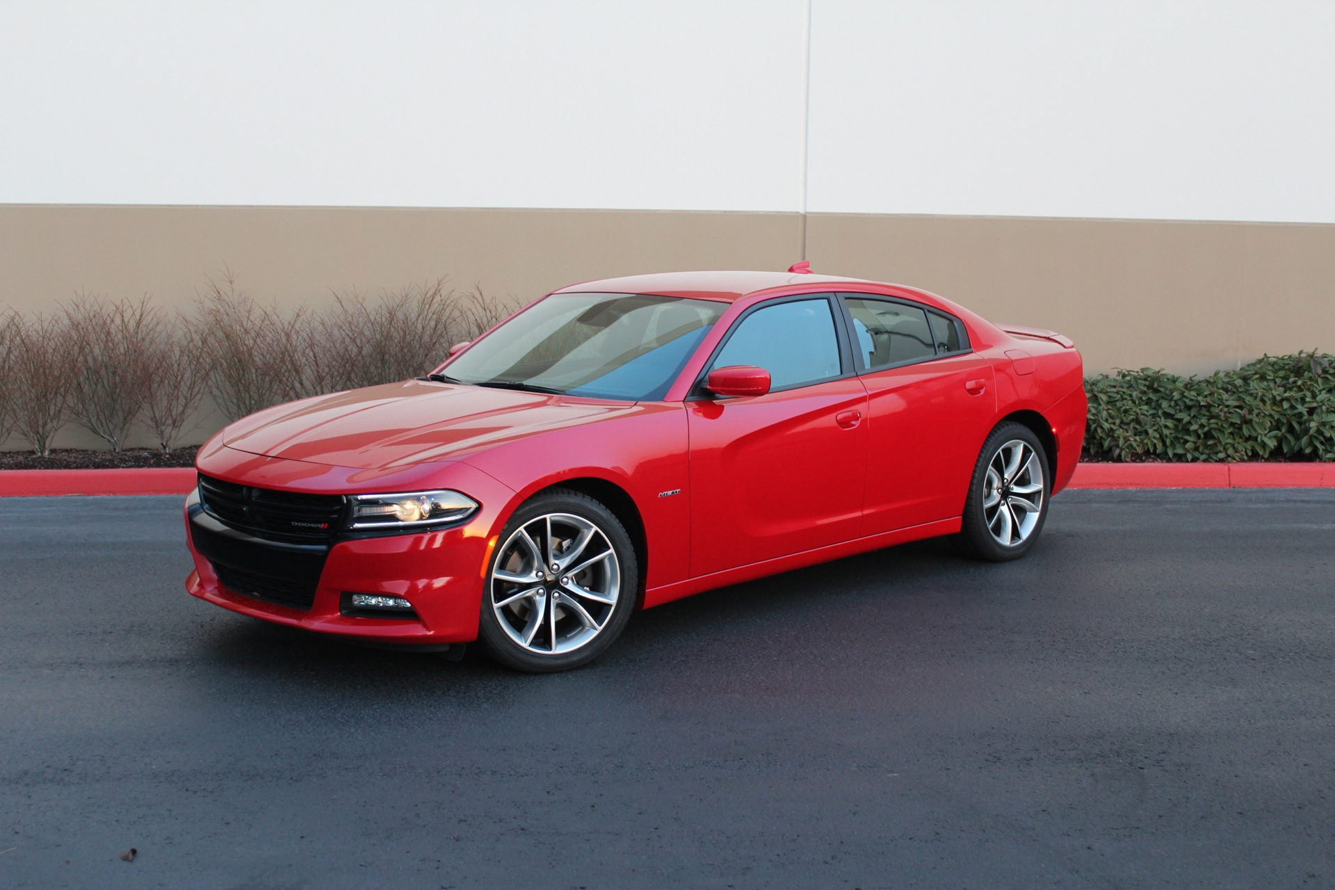 2015 Dodge Charger R T Quick Drive