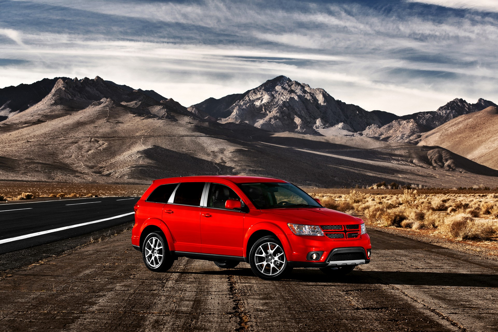 2017 Dodge Journey Recalled For Fire Risk