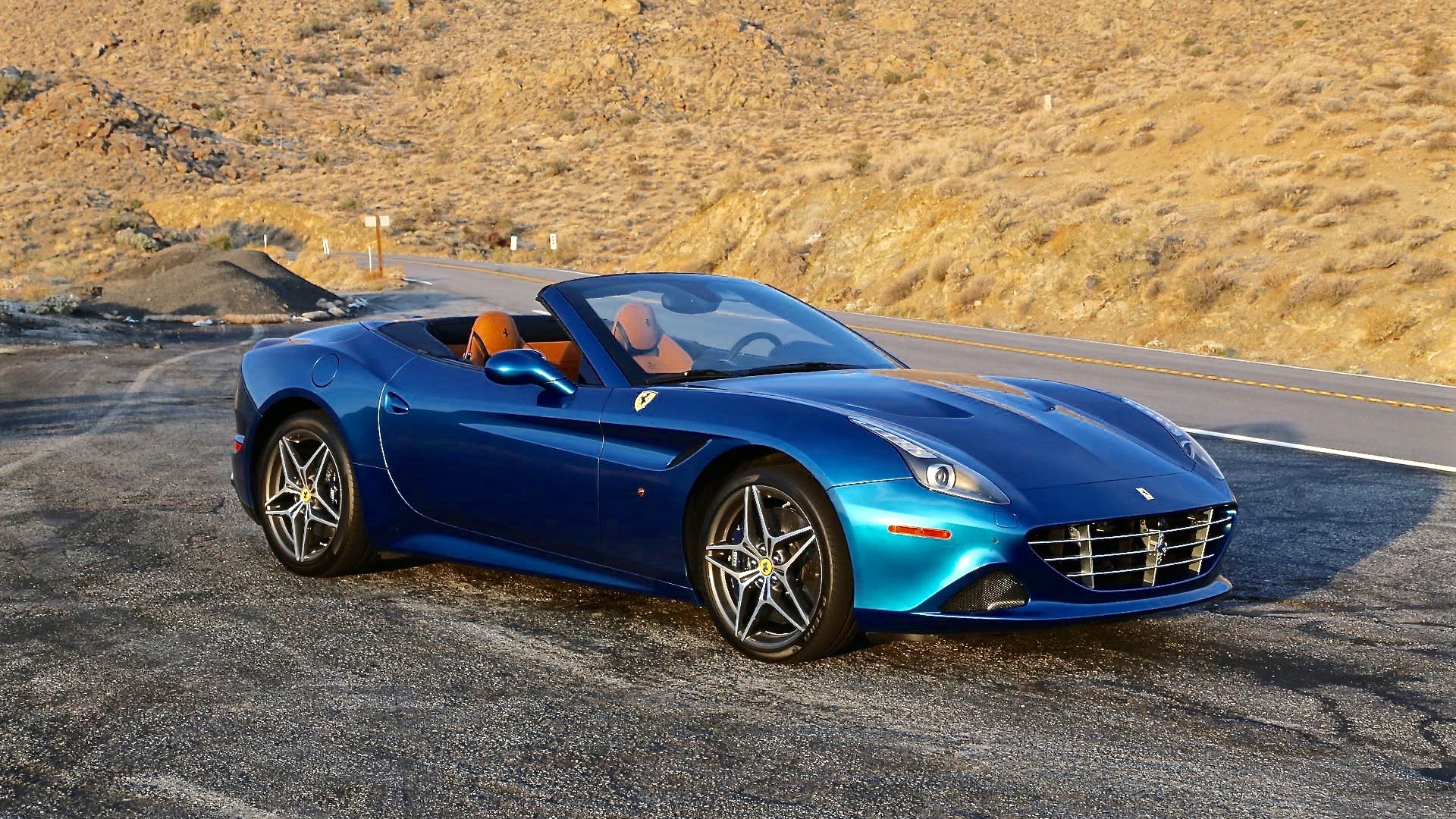 Ferrari California T >> 2015 Ferrari California T Joy Ride