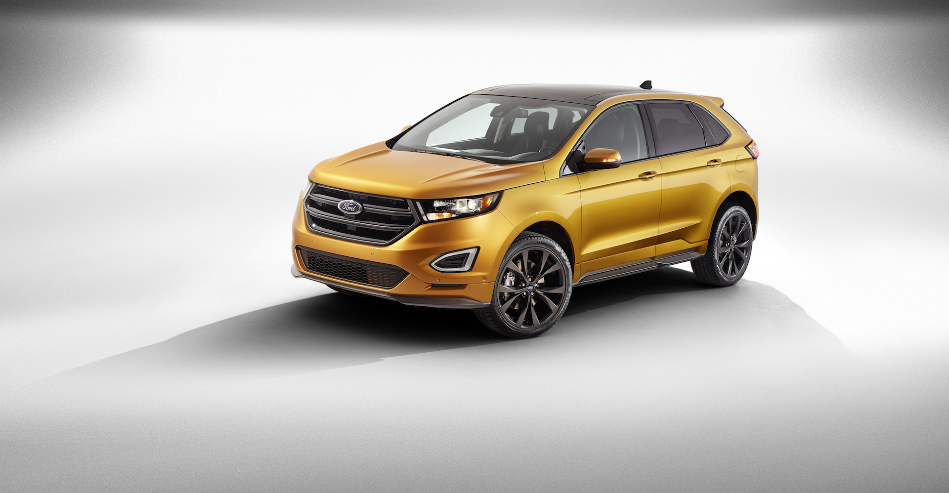 2015 Ford Edge Sport Rated At 315 HP, Priced From $38,925