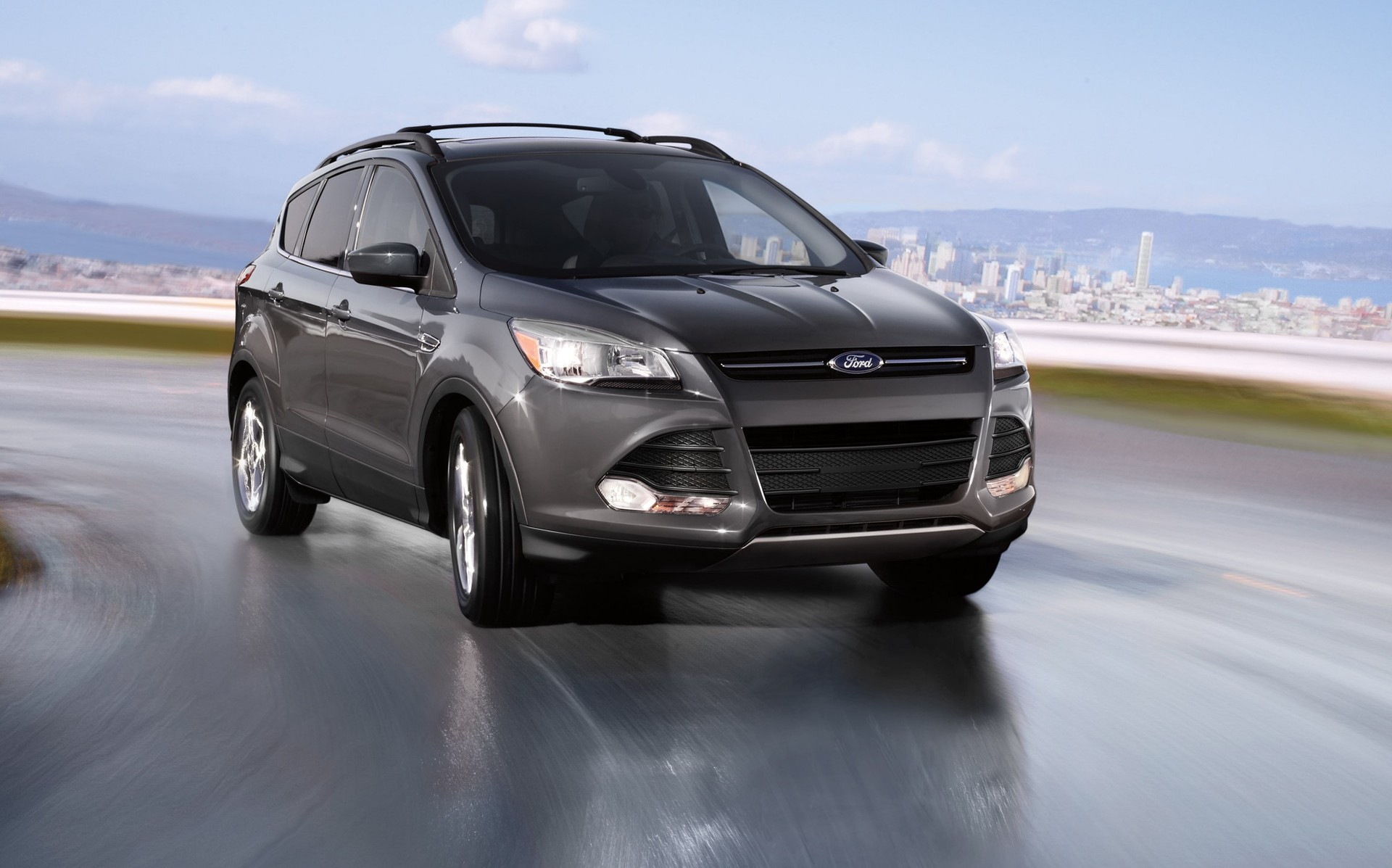 2015 Ford Escape Review Ratings Specs Prices And Photos The Car Connection