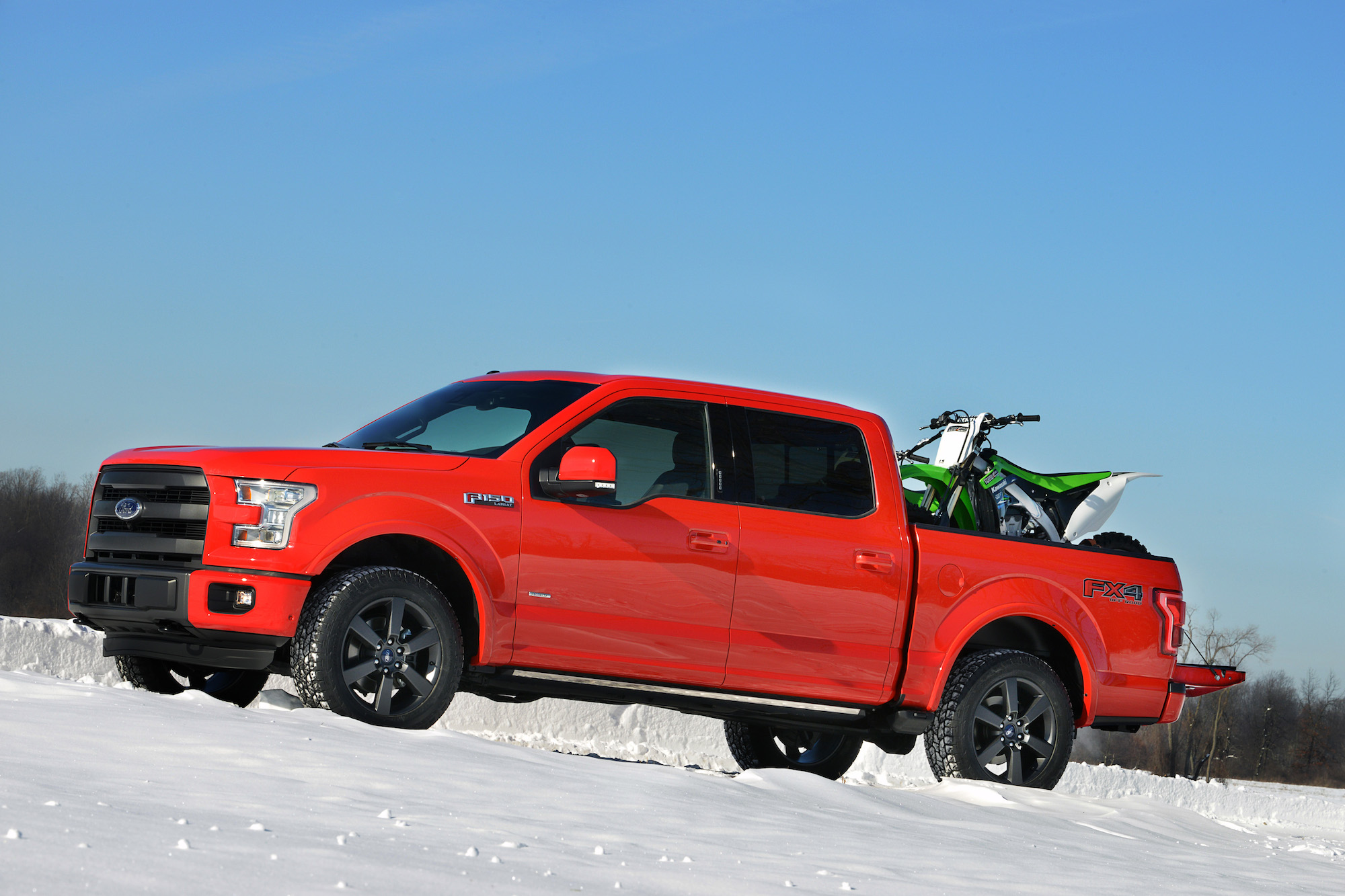Ford Details Small Fuel Saving Engine For Big F 150 Lineup