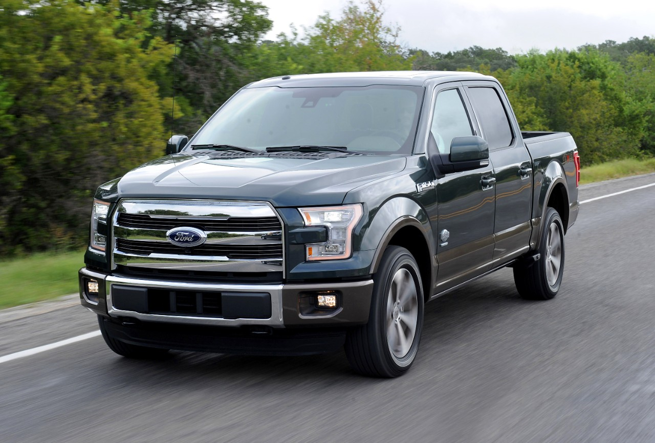 2015 Ford F 150 Review Ratings Specs Prices And Photos