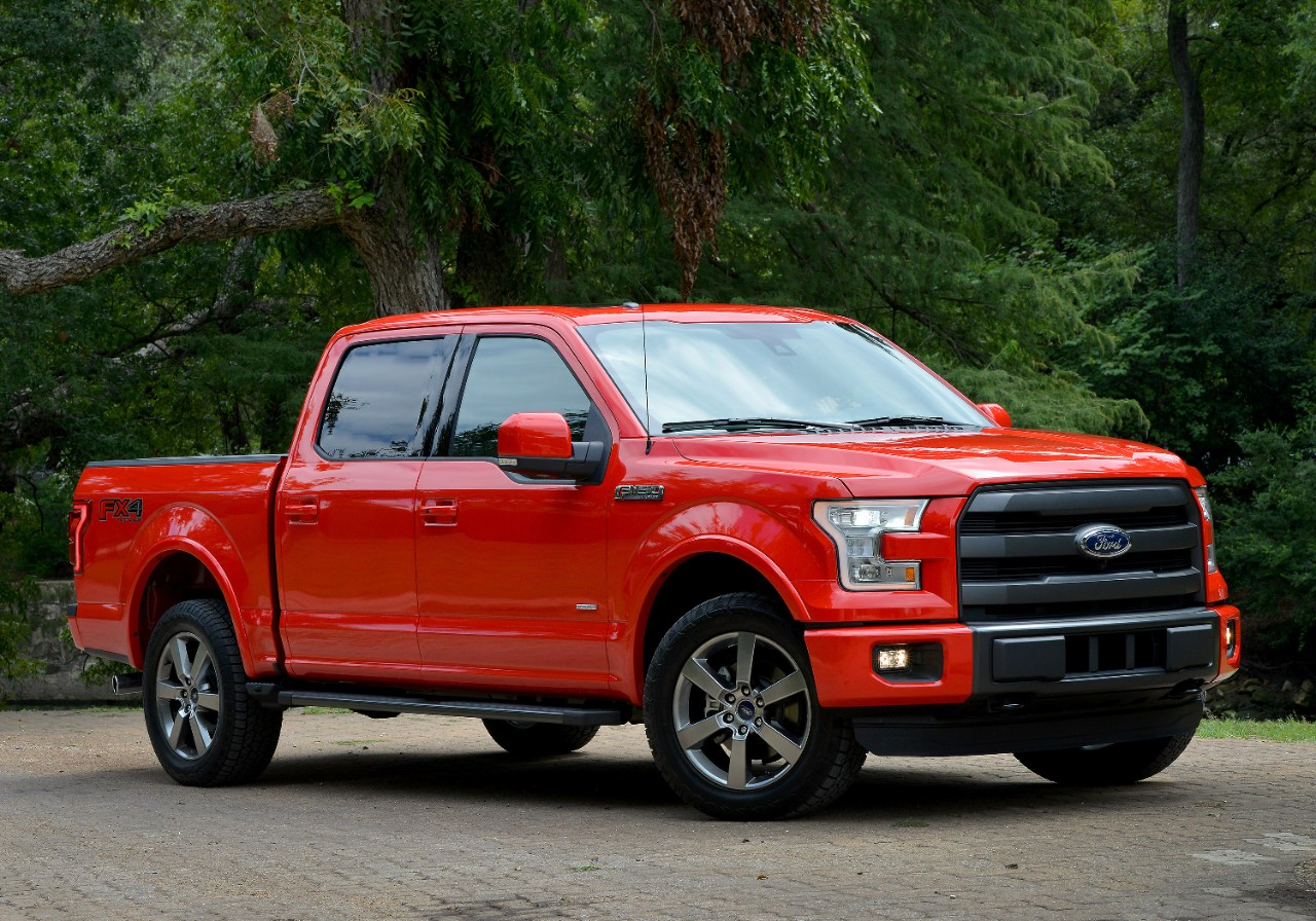 Ford Unveils 2014 Ford F-150 STX & STX Sport Package