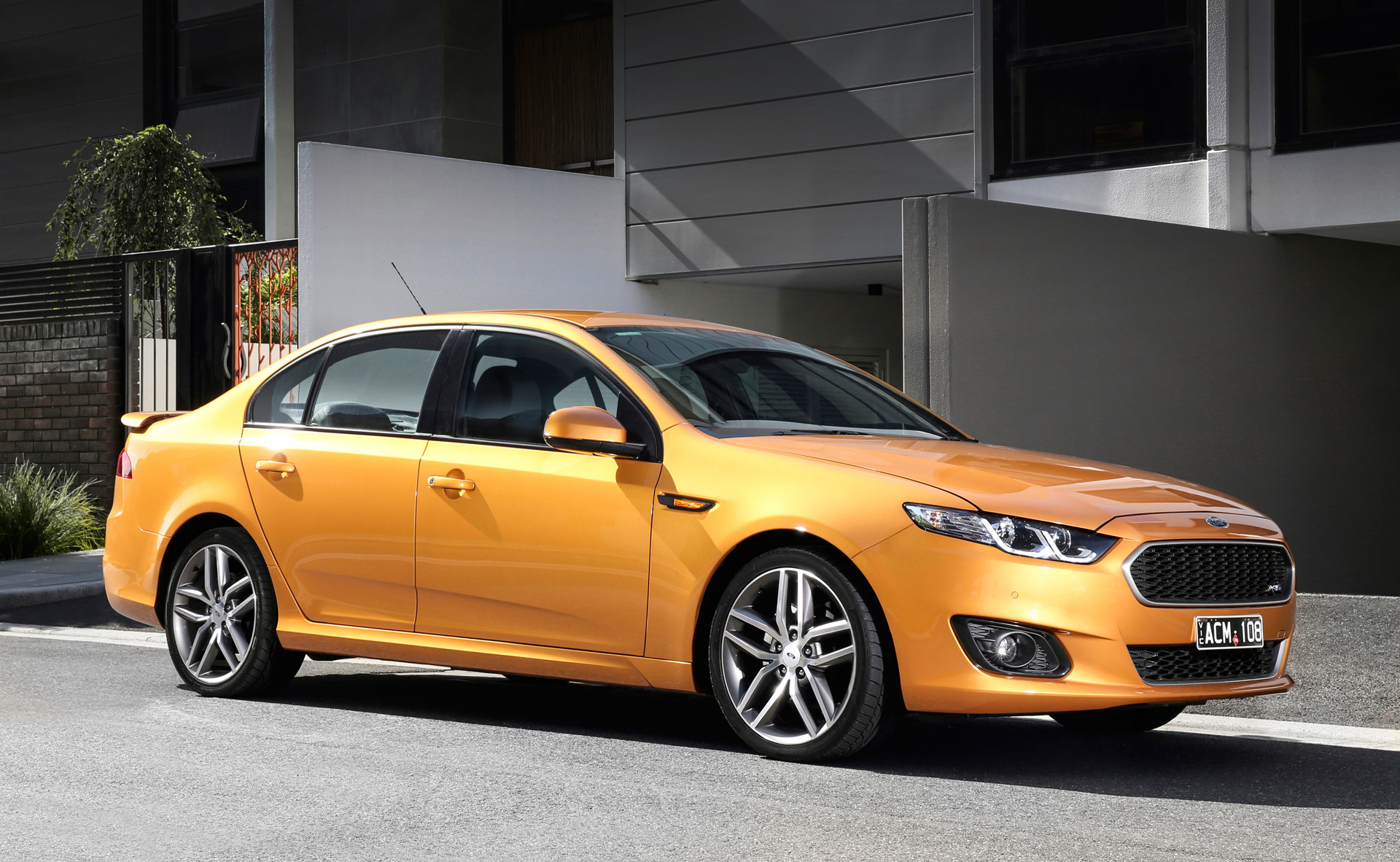 Ford Oz To Send Off Falcon With Xr Sprint Performance Special