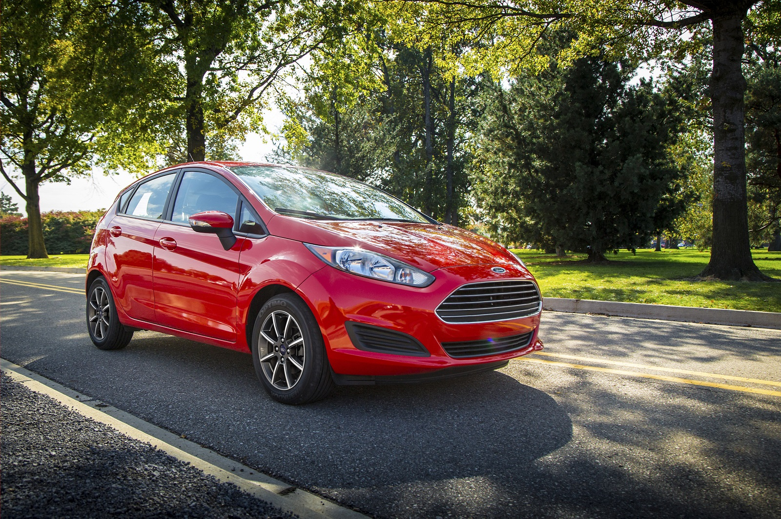 2015 Ford Fiesta Review Ratings Specs Prices And Photos The Car Connection